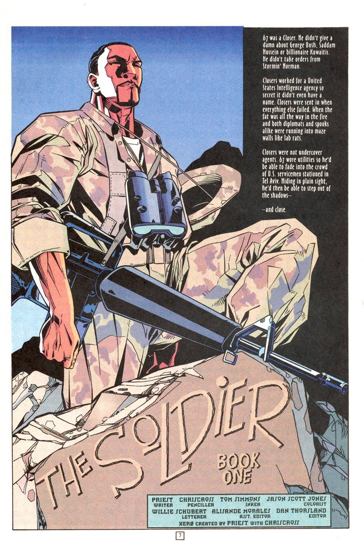 Read online Xero comic -  Issue #7 - 9