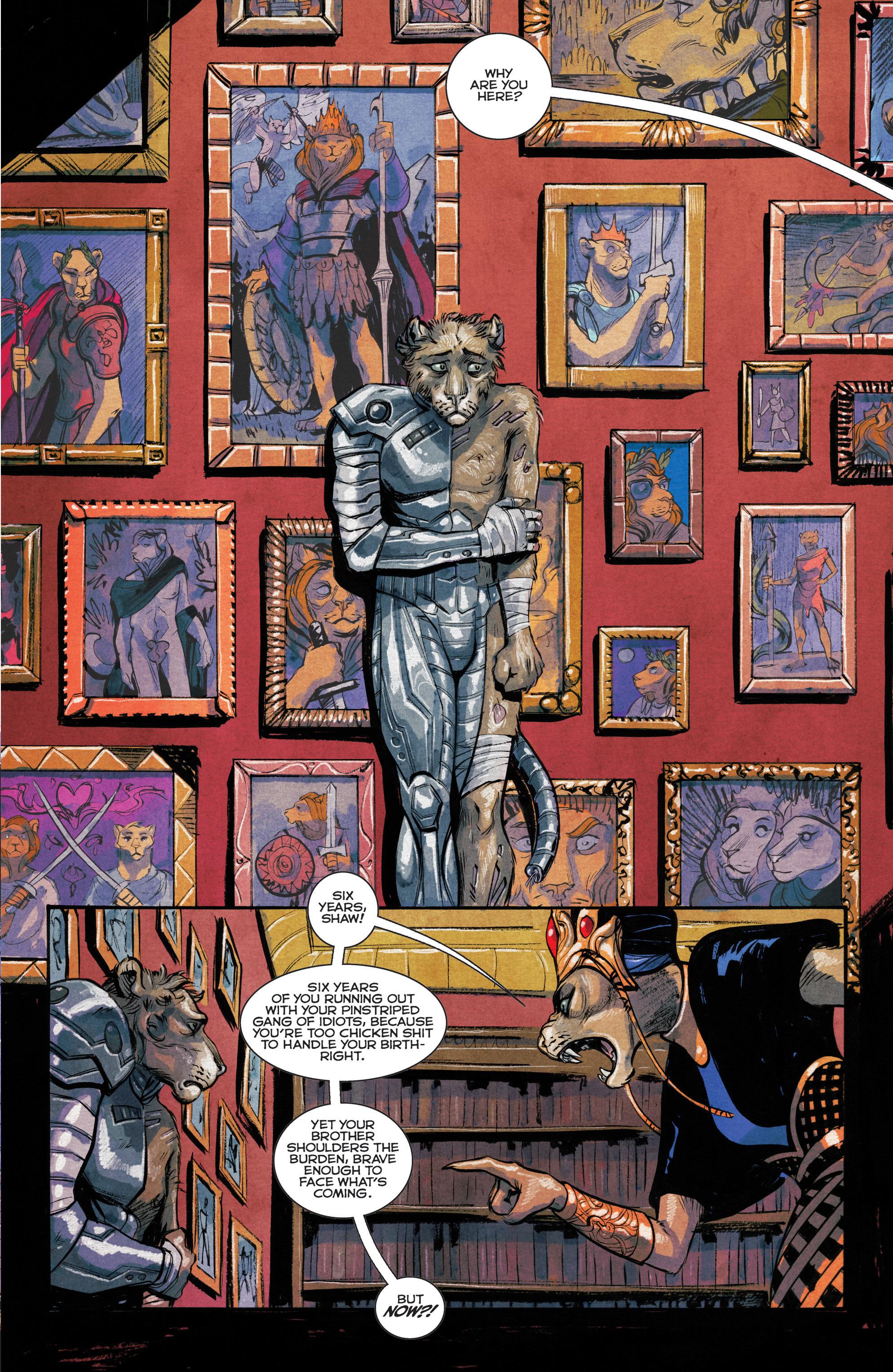 Read online Shutter comic -  Issue #16 - 13