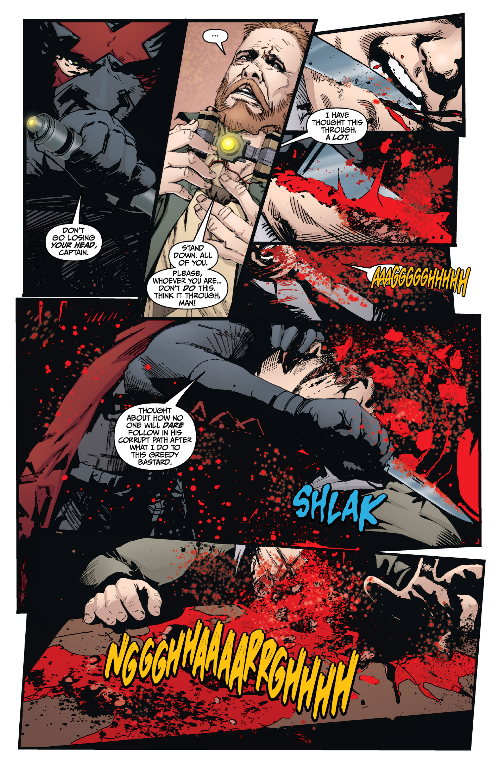 Read online X: Big Bad comic -  Issue # Full - 68