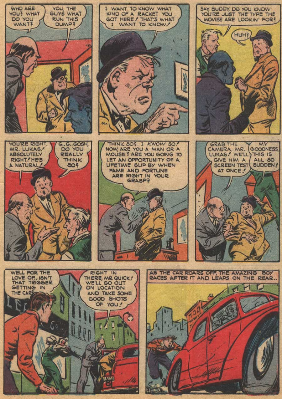 Blue Ribbon Comics (1939) issue 16 - Page 15