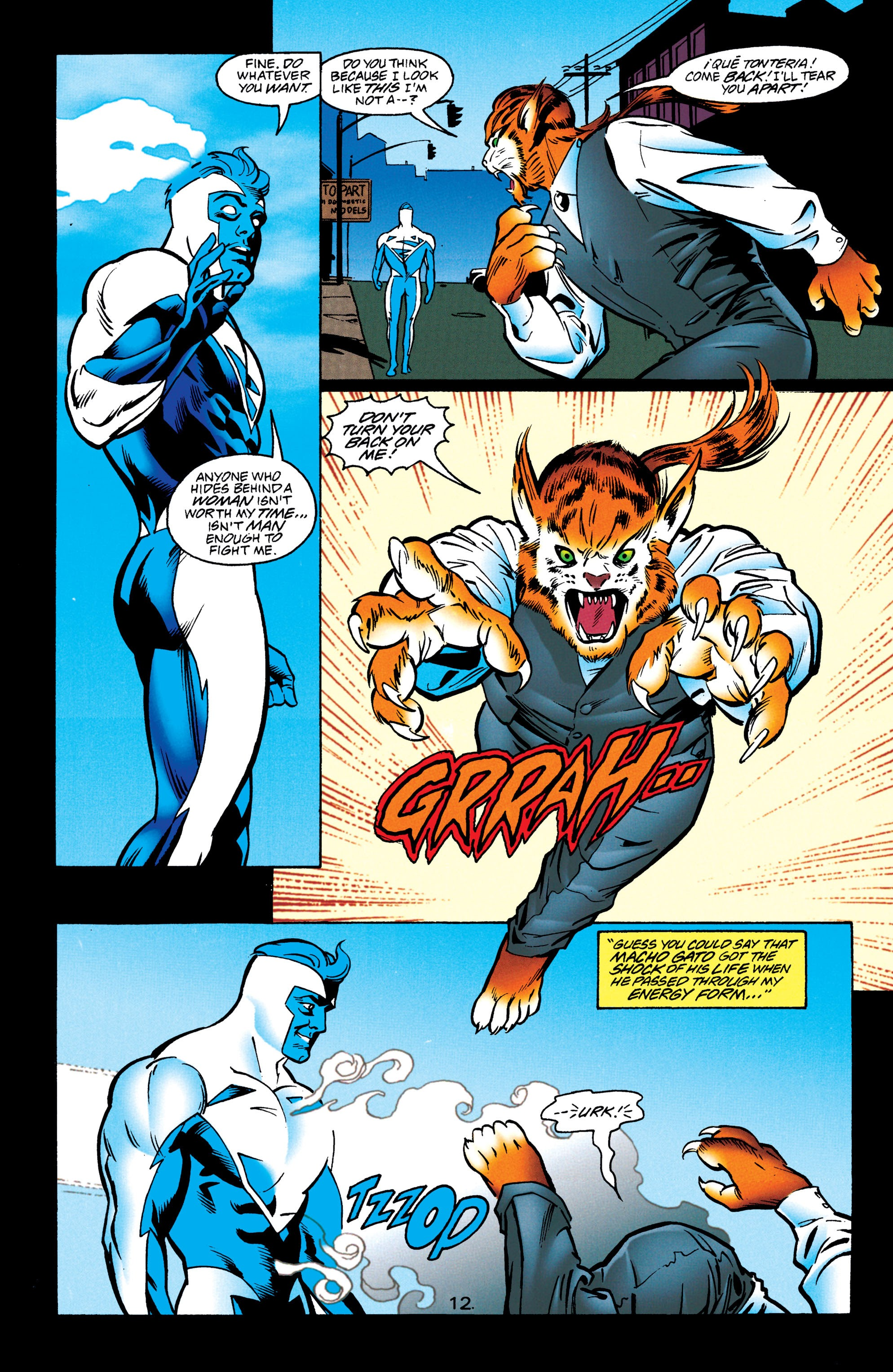 Adventures of Superman (1987) issue 550 - Page 13
