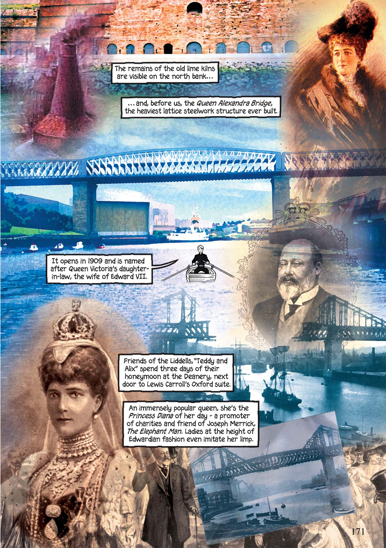 Read online Alice in Sunderland comic -  Issue # Full - 175