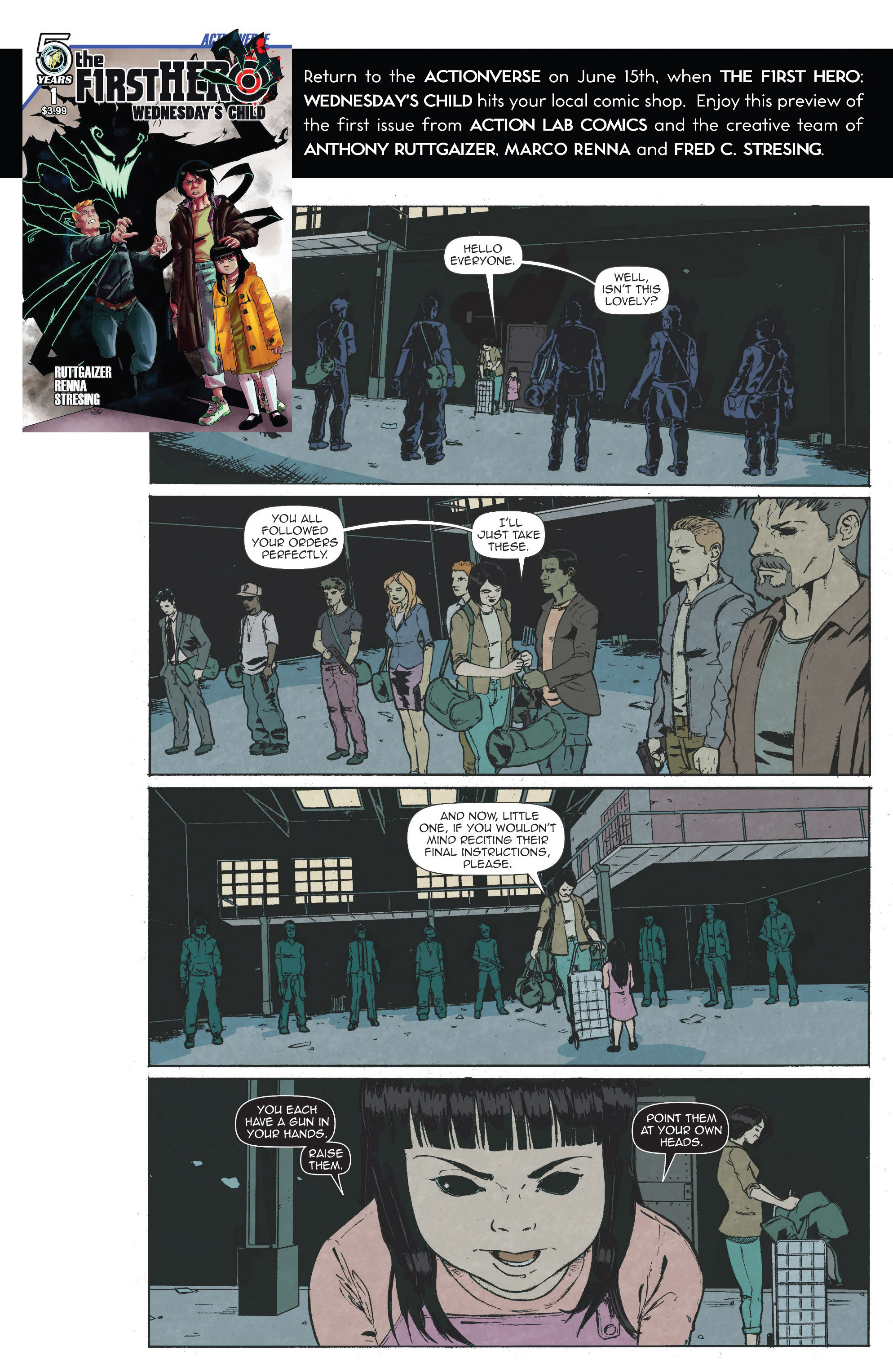 Read online Actionverse comic -  Issue #6 - 26