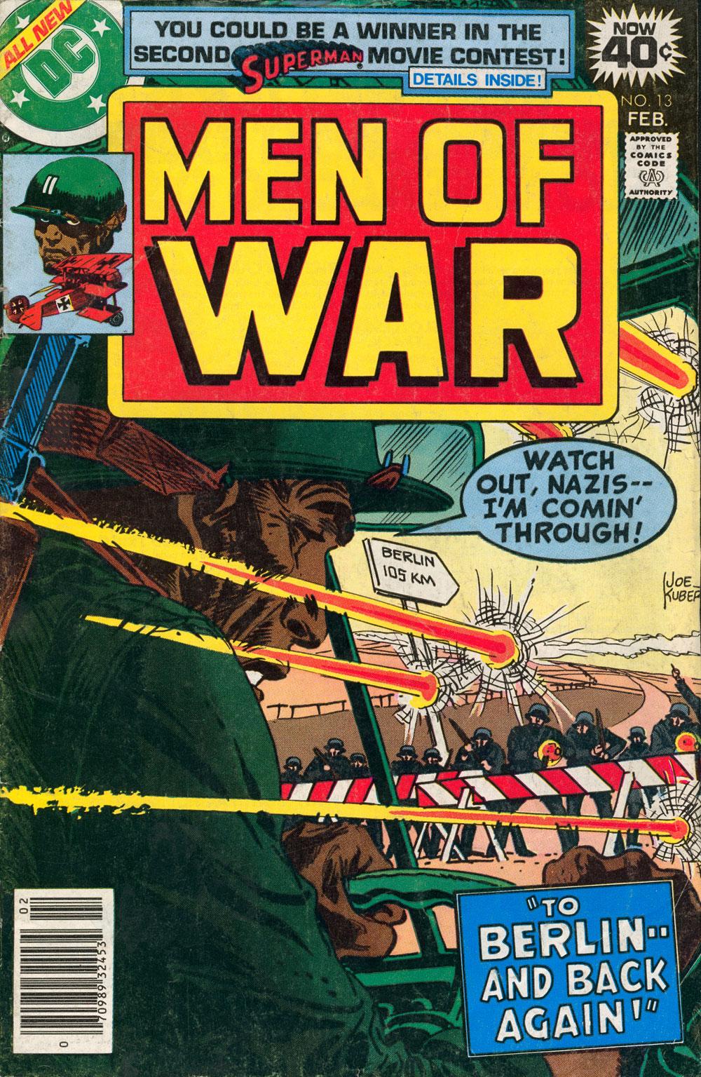 Men of War 13 Page 1