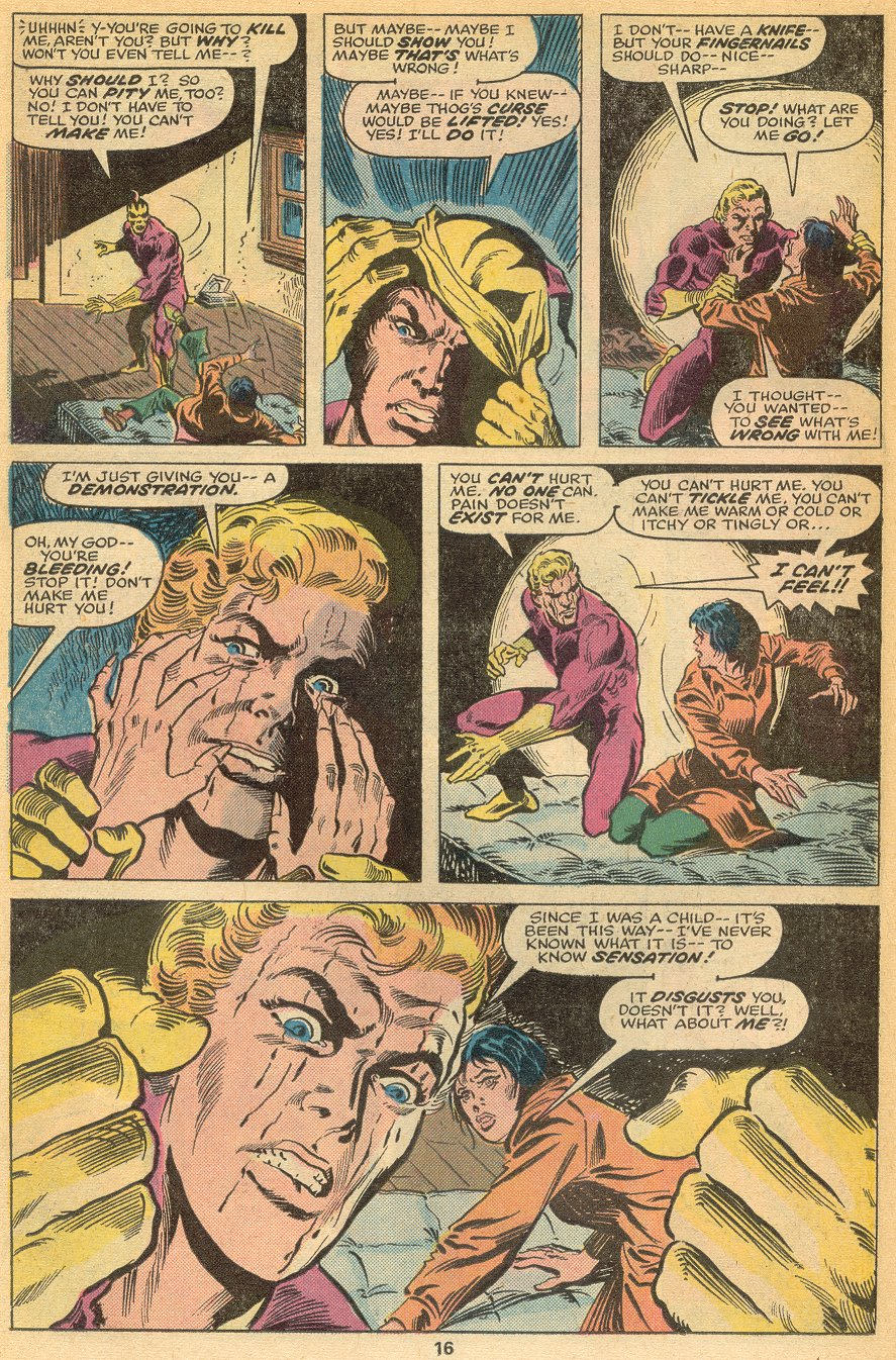 Man-Thing (1974) issue 21 - Page 11