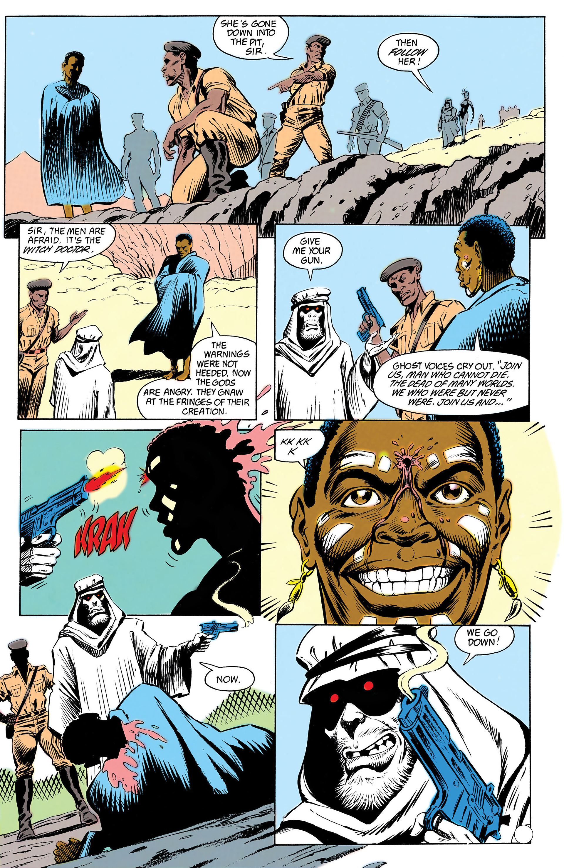 Read online Animal Man (1988) comic -  Issue #12 - 14