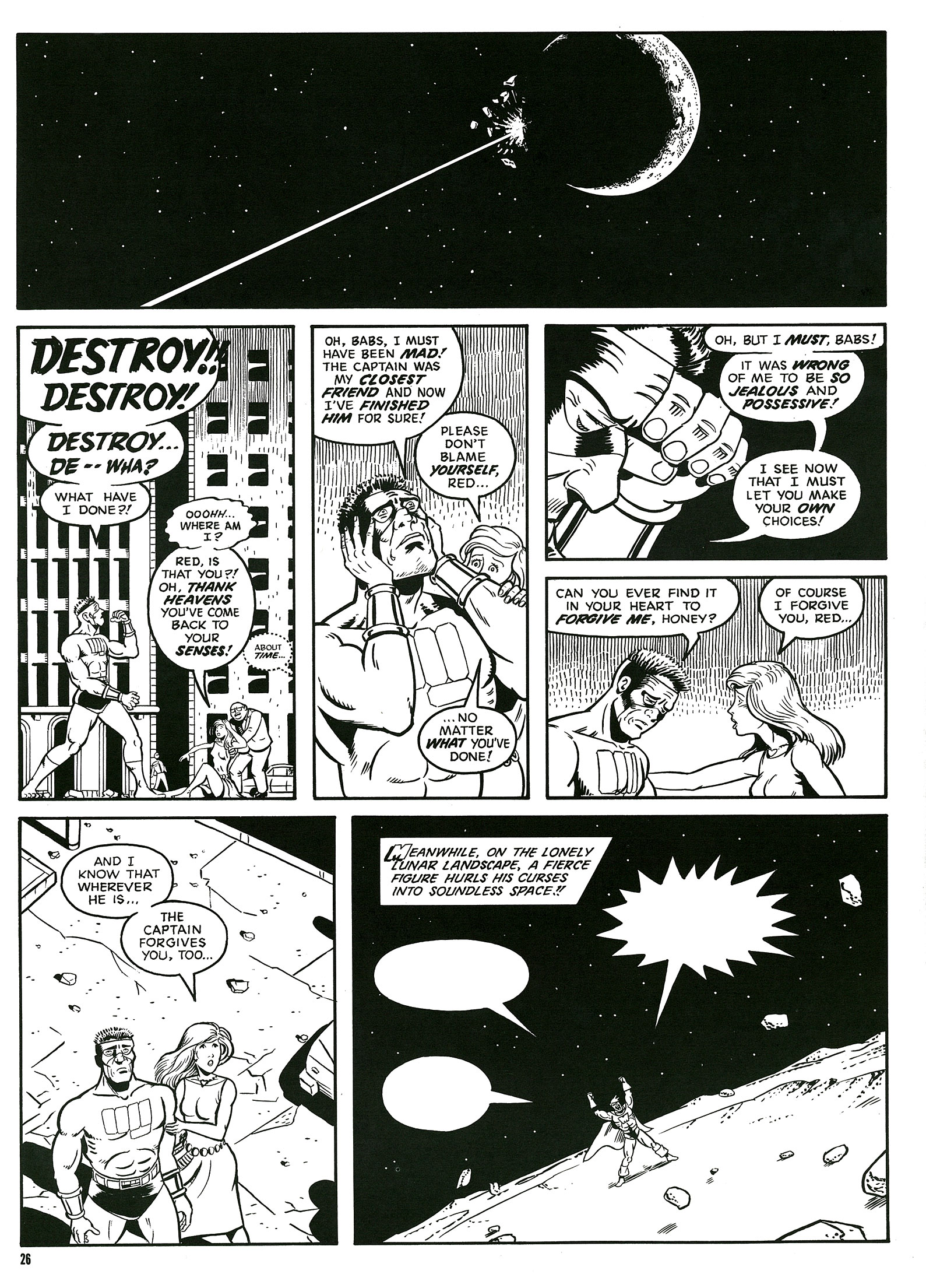 Read online Destroy!! comic -  Issue # Full - 28