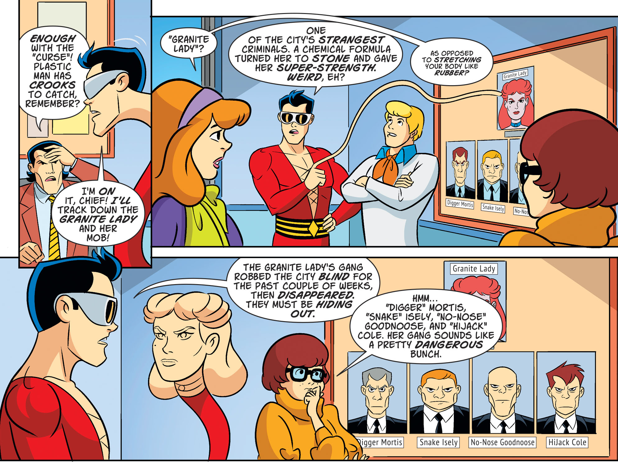 Read online Scooby-Doo! Team-Up comic -  Issue #53 - 12
