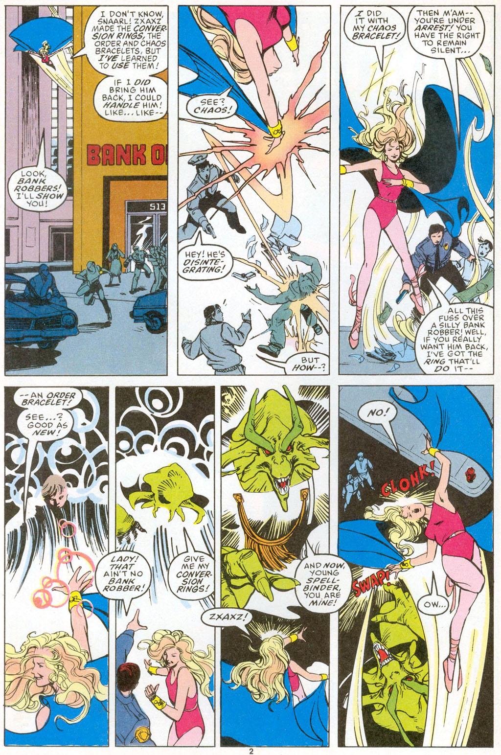 Spellbound (1988) issue 2 - Page 3