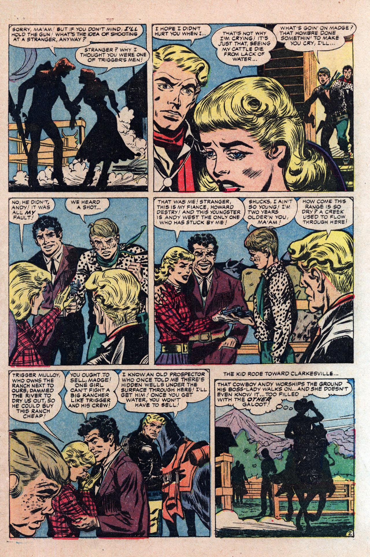 Read online Two-Gun Kid comic -  Issue #30 - 29