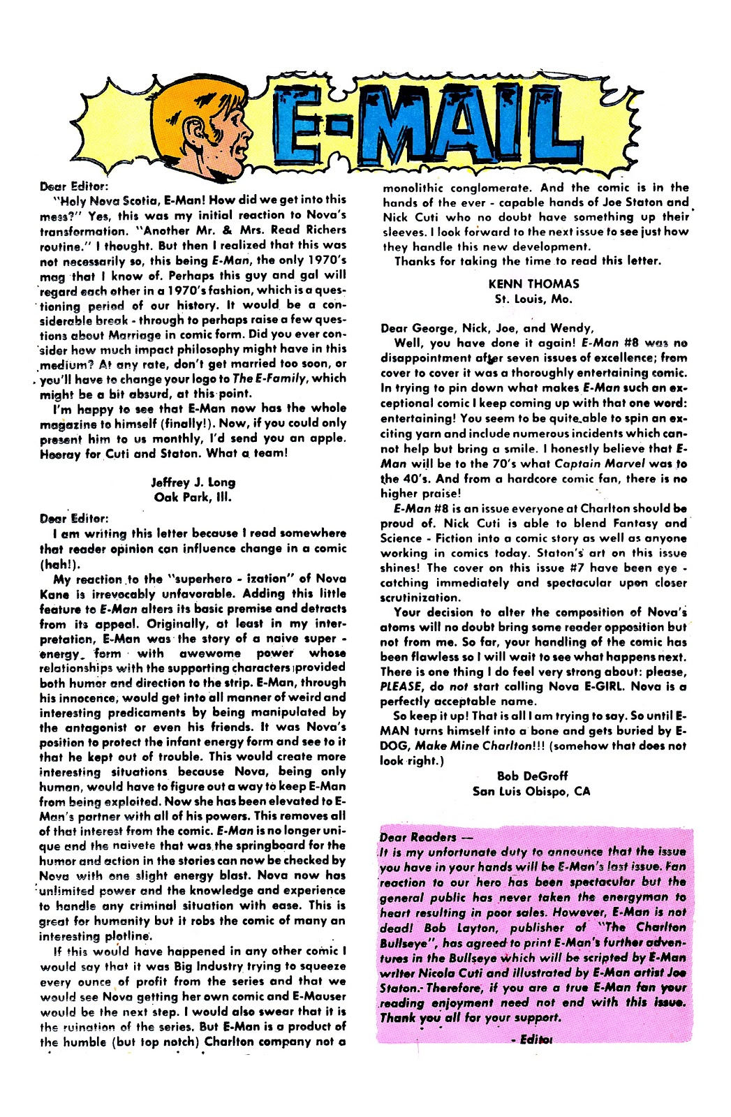 E-Man (1973) issue 10 - Page 24