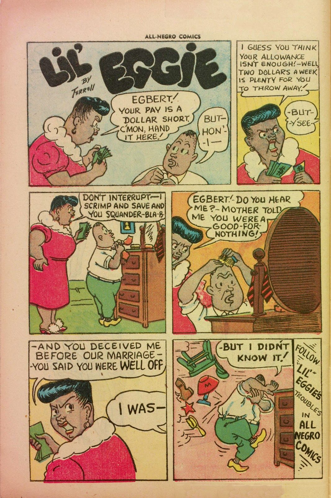 All-Negro Comics issue Full - Page 41