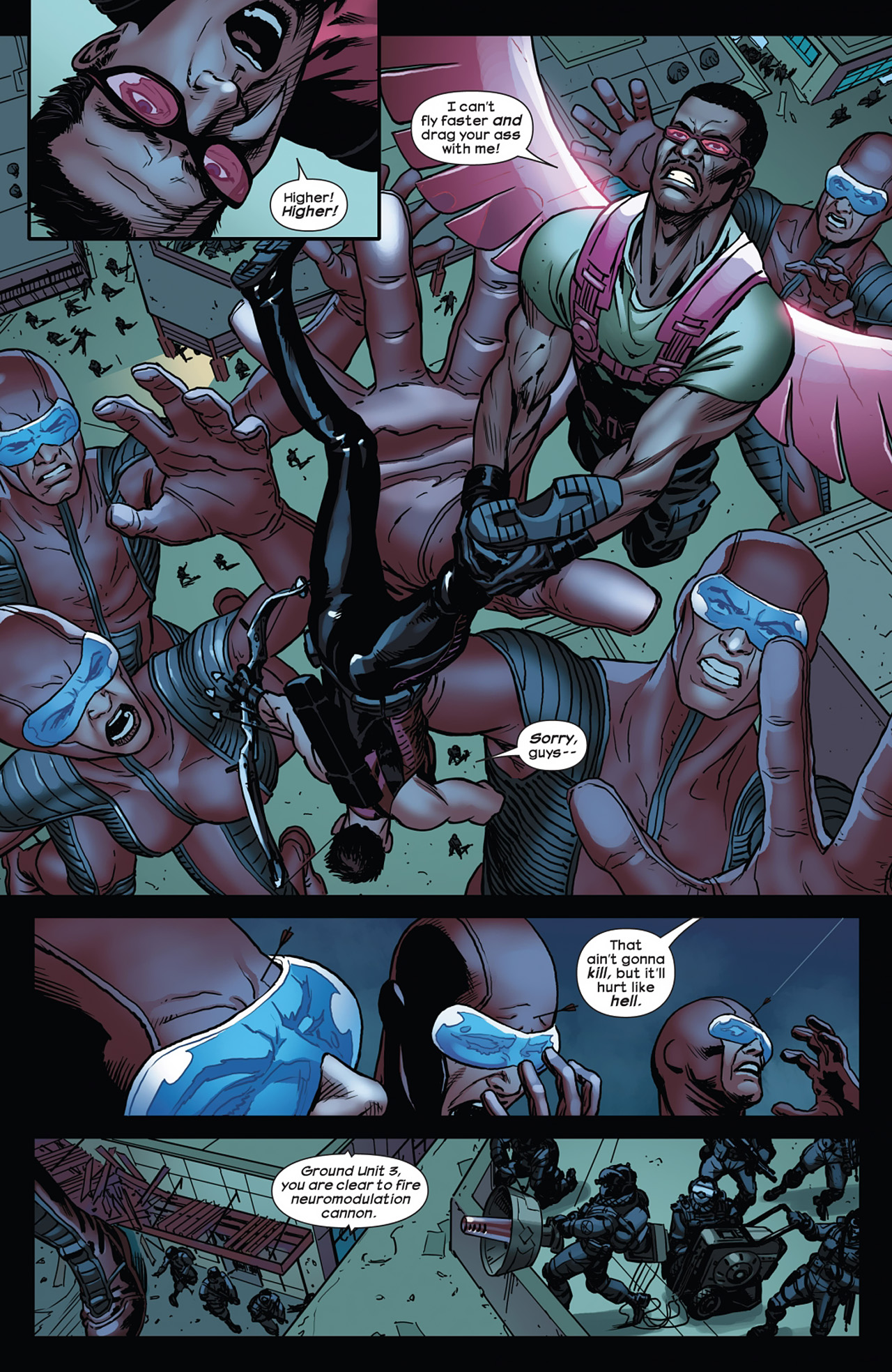 Read online Ultimate Comics Ultimates comic -  Issue #11 - 16