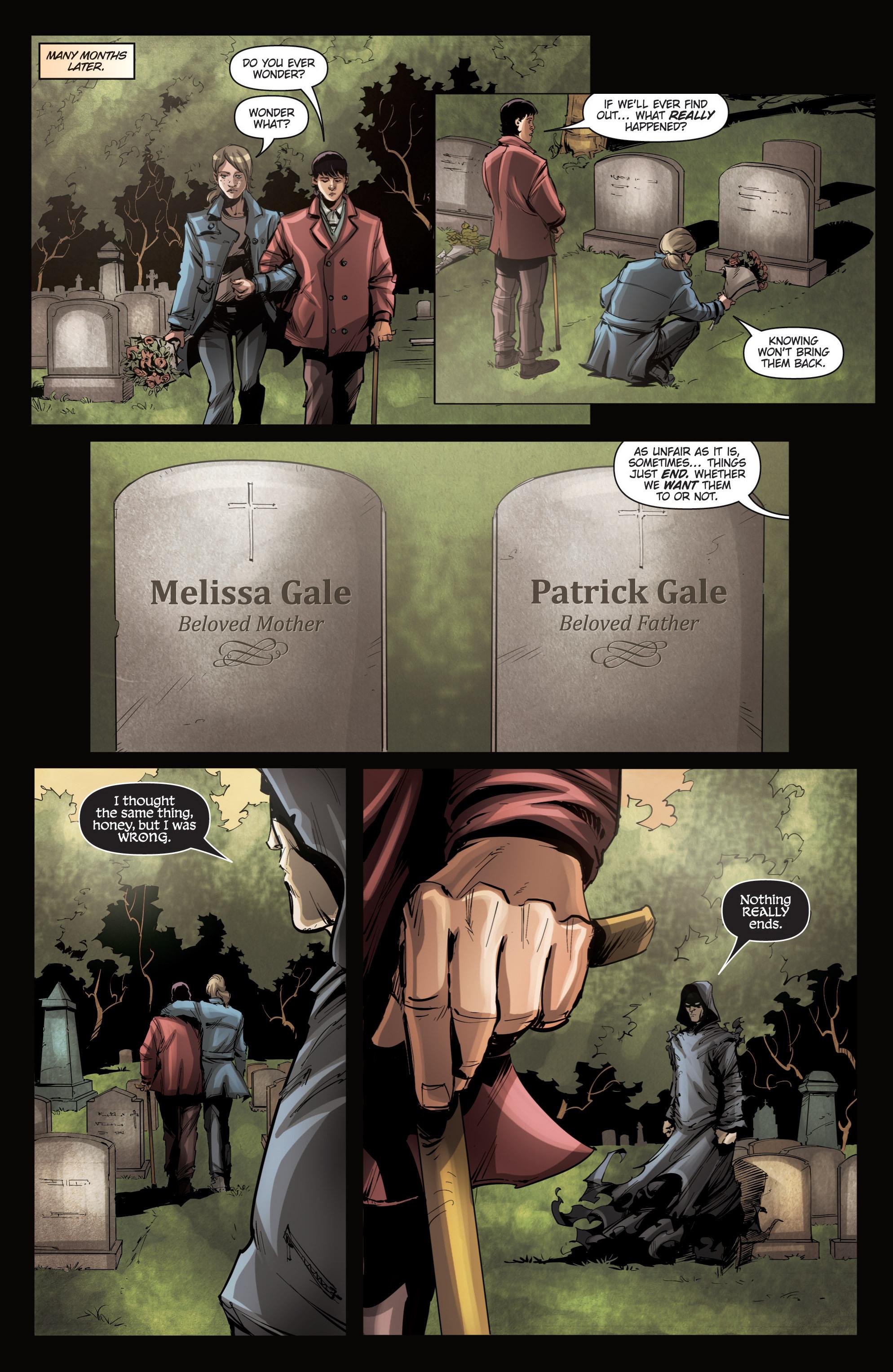 Read online Grimm Fairy Tales presents No Tomorrow comic -  Issue # TPB - 114