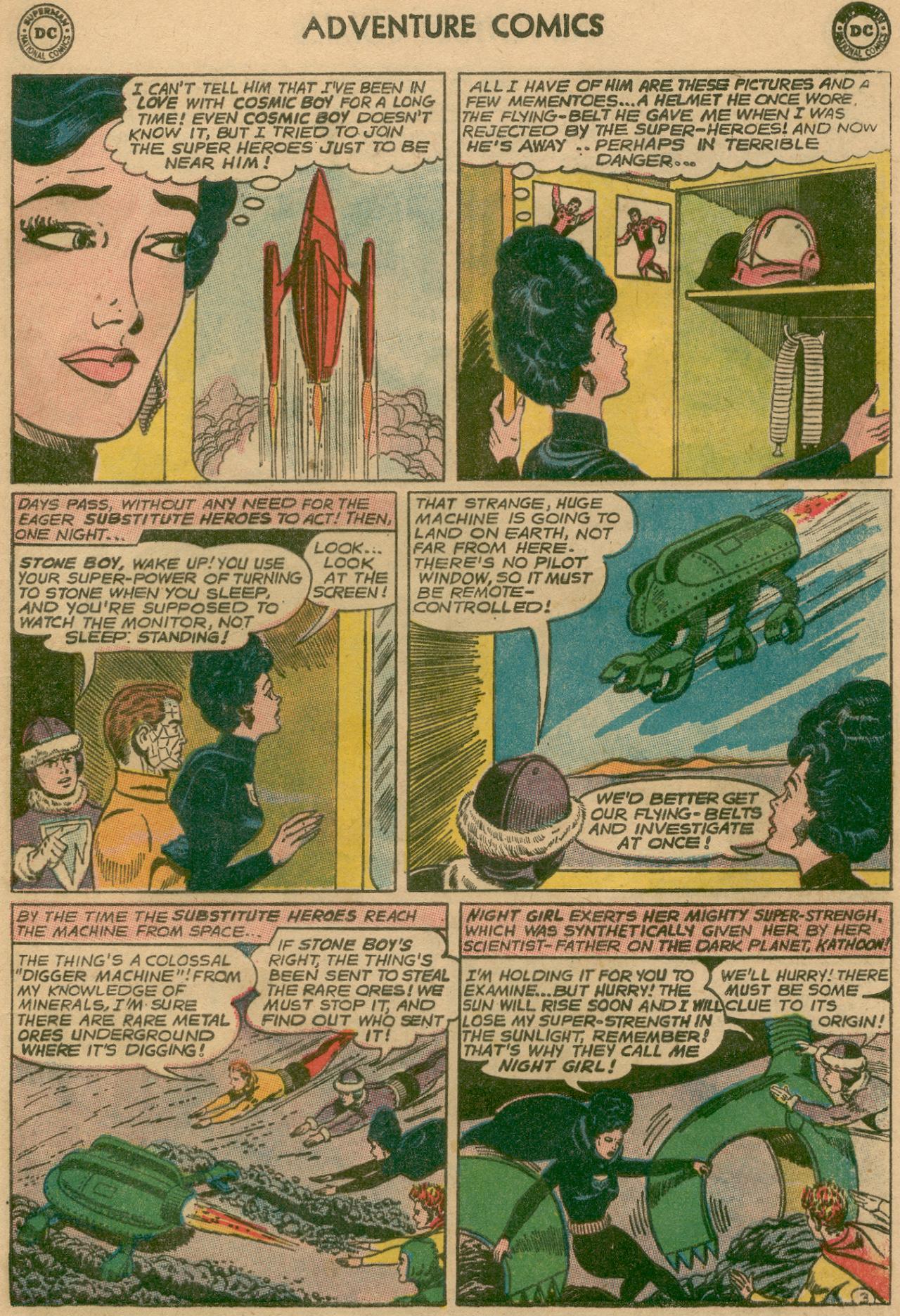Read online Adventure Comics (1938) comic -  Issue #311 - 4