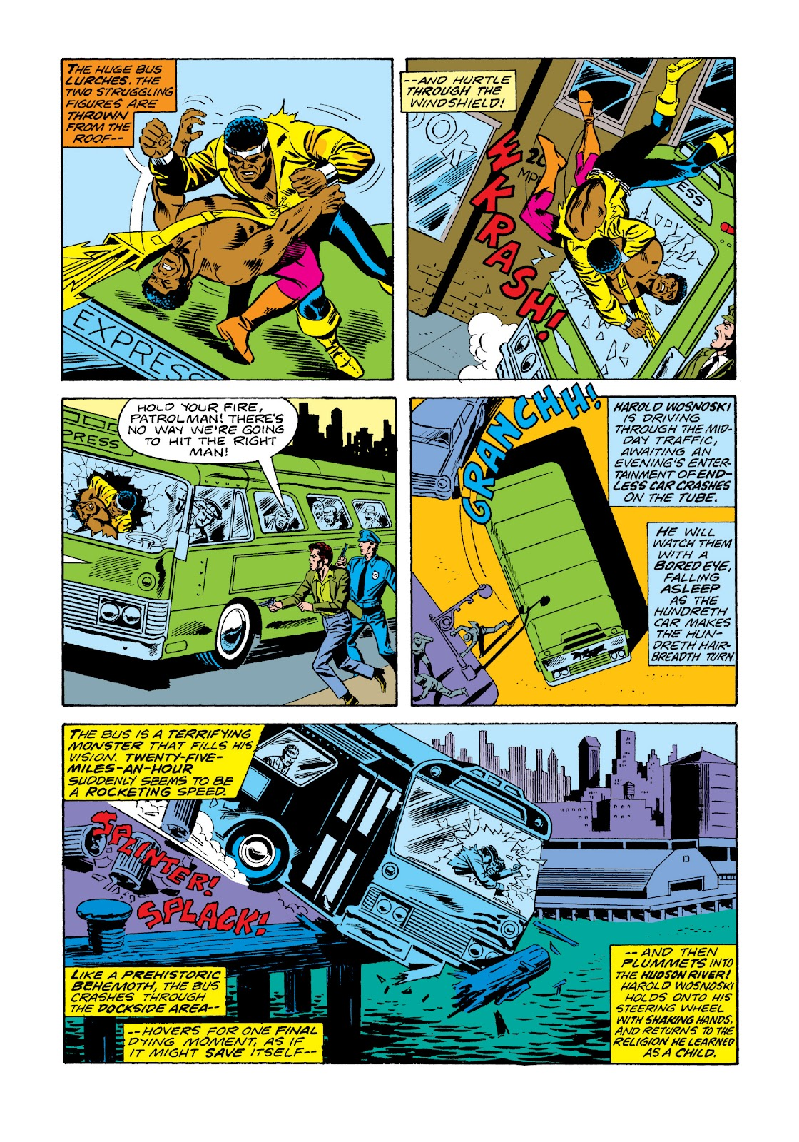 Read online Marvel Masterworks: Luke Cage, Power Man comic -  Issue # TPB 3 (Part 1) - 79