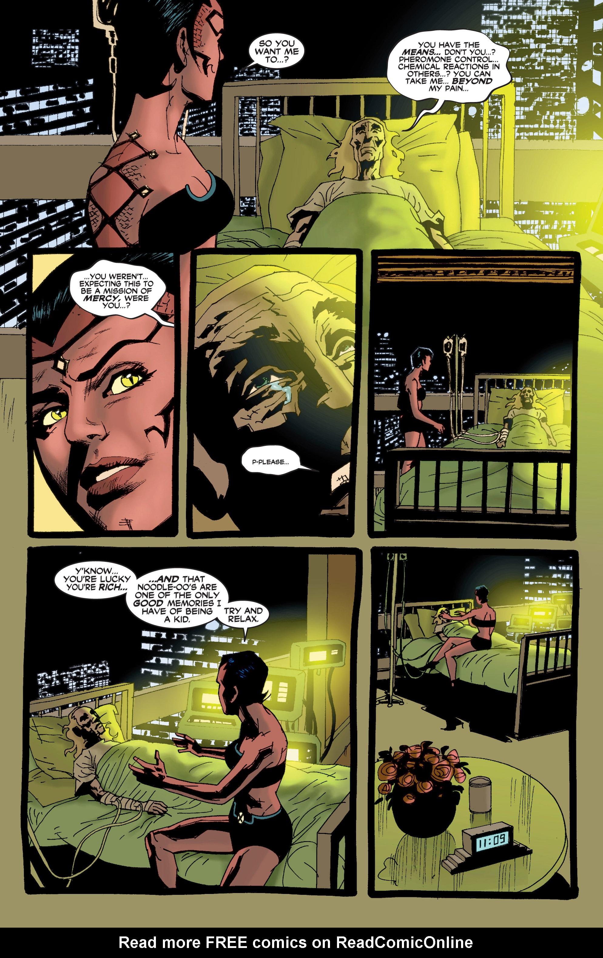 Read online Uncanny X-Men (1963) comic -  Issue #408 - 17