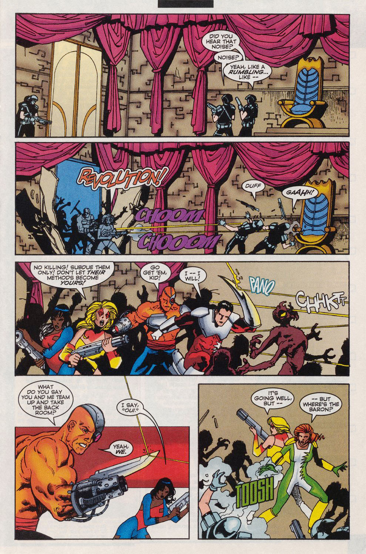 Read online Alpha Flight (1997) comic -  Issue #11 - 18