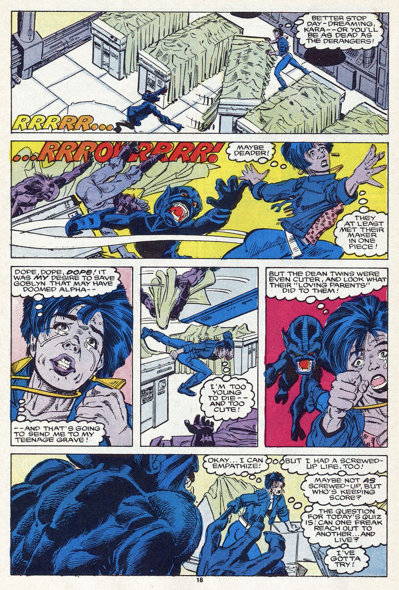 Read online Alpha Flight (1983) comic -  Issue #54 - 25