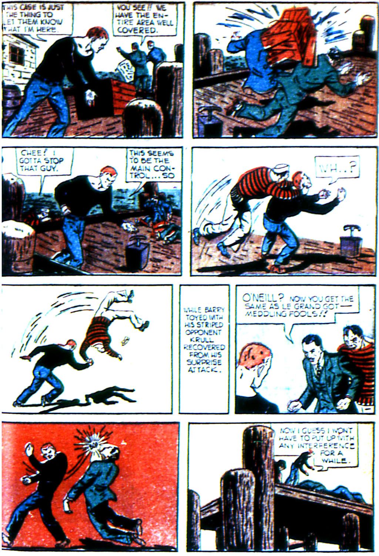 Read online Adventure Comics (1938) comic -  Issue #42 - 13