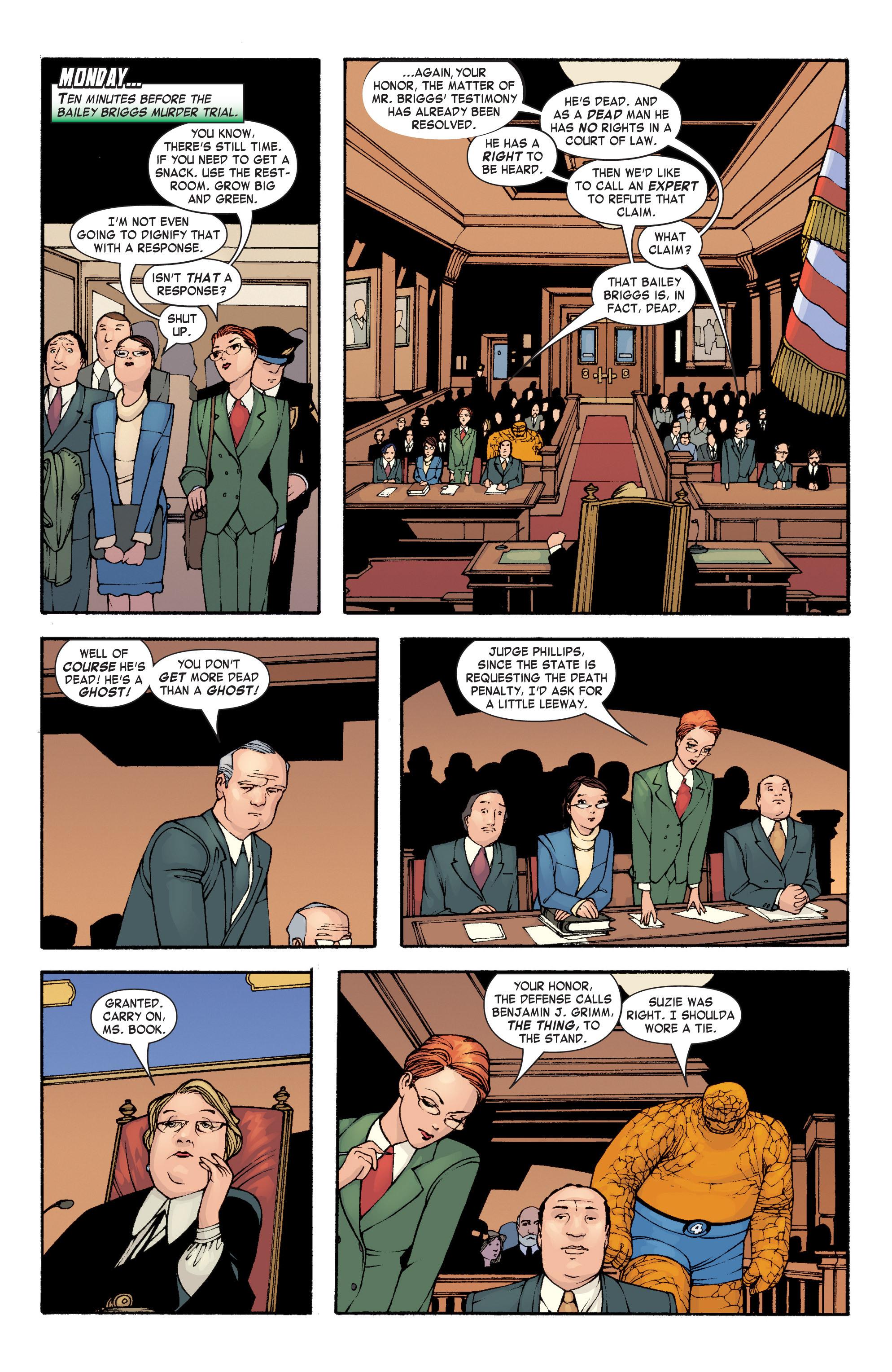 Read online She-Hulk (2004) comic -  Issue #3 - 13