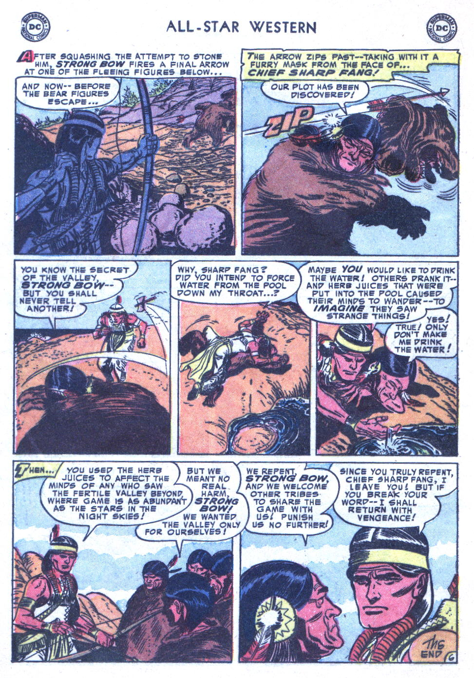 Read online All-Star Western (1951) comic -  Issue #77 - 16