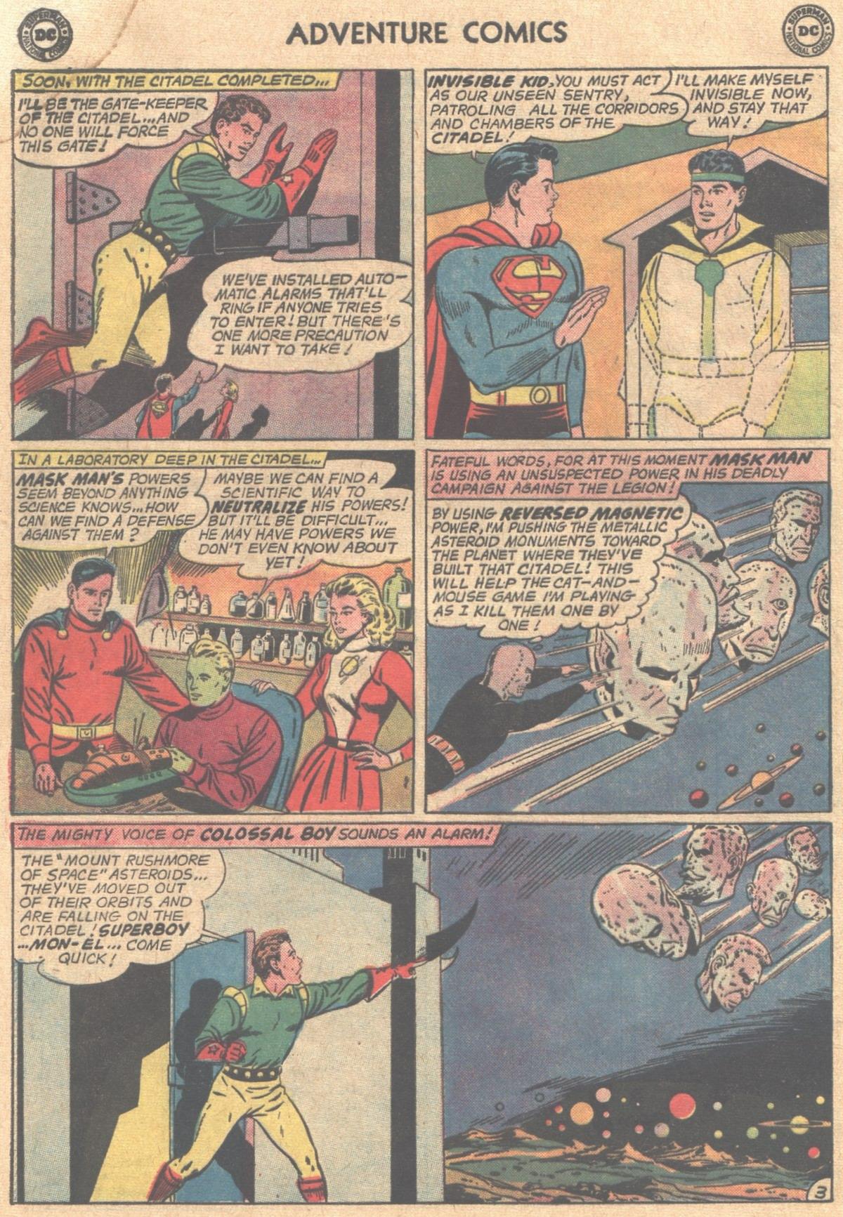 Read online Adventure Comics (1938) comic -  Issue #310 - 16