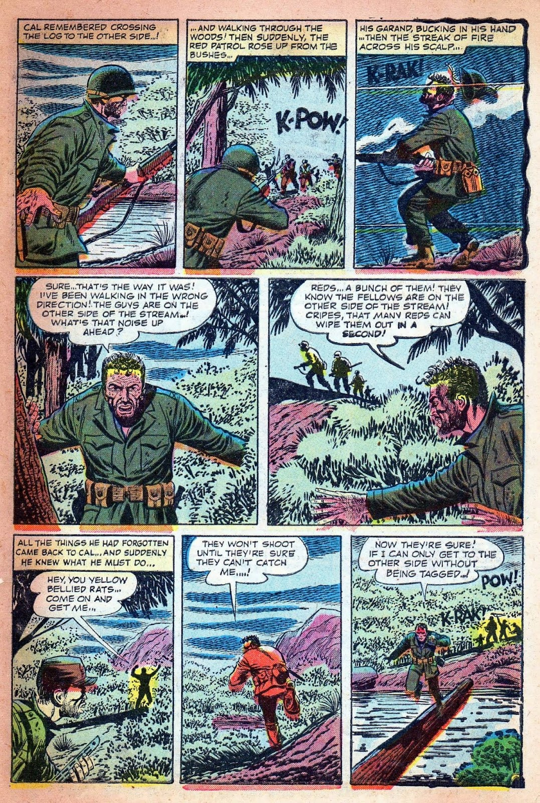 Combat (1952) issue 7 - Page 31