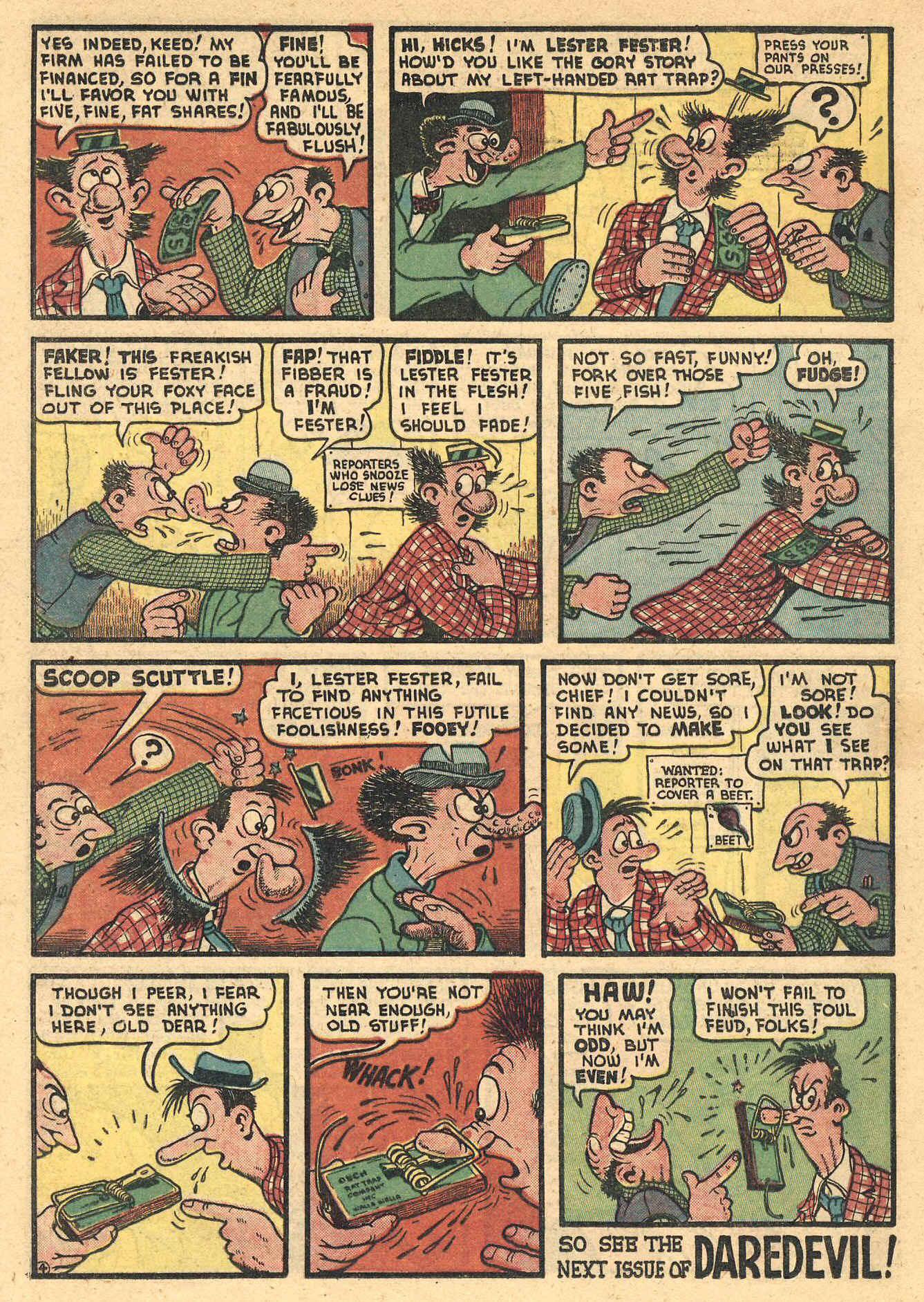 Daredevil (1941) issue 16 - Page 30