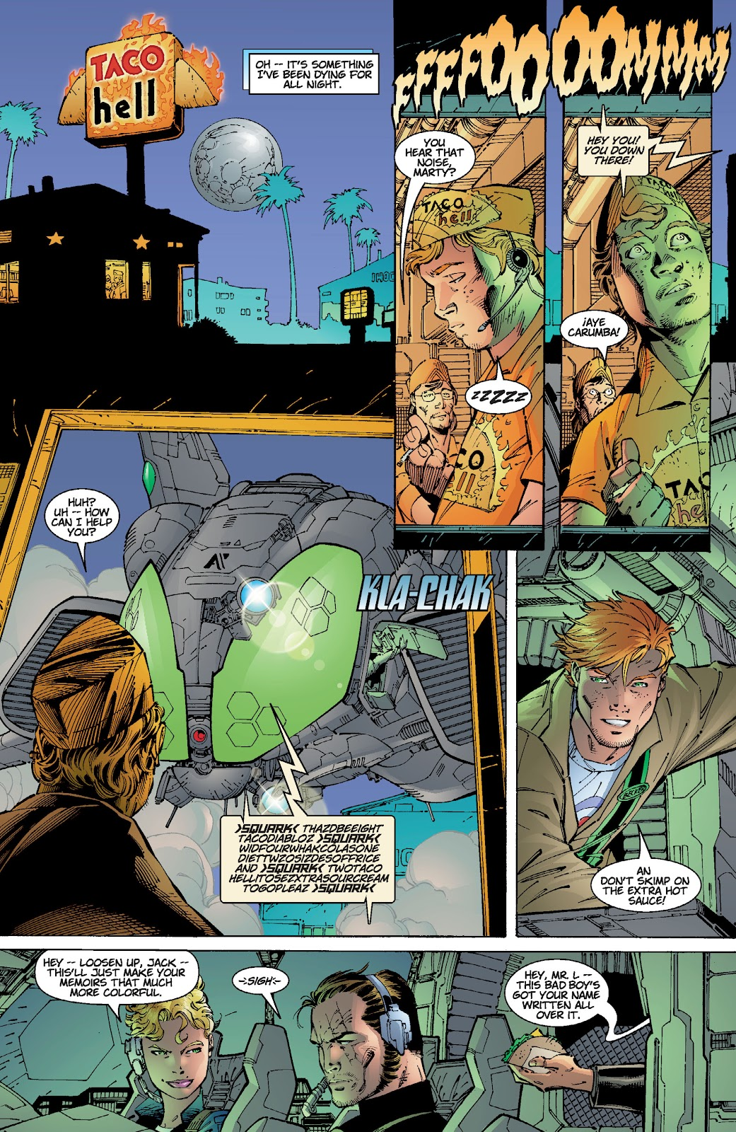 Read online Divine Right comic -  Issue # _TPB The Adventures of Max Faraday (Part 2) - 13