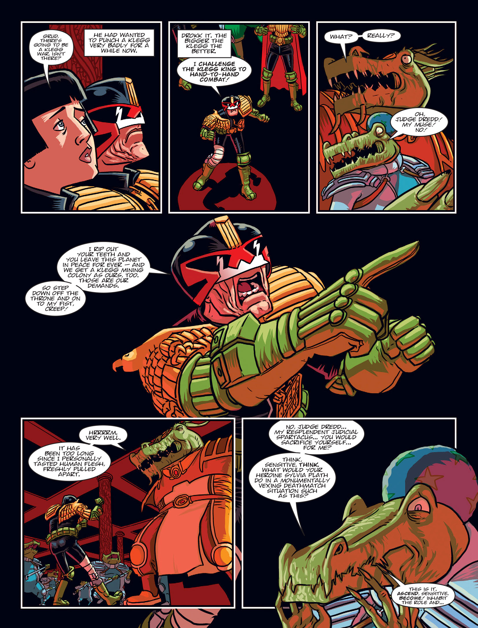 Read online 2000 AD comic -  Issue #1972 - 6