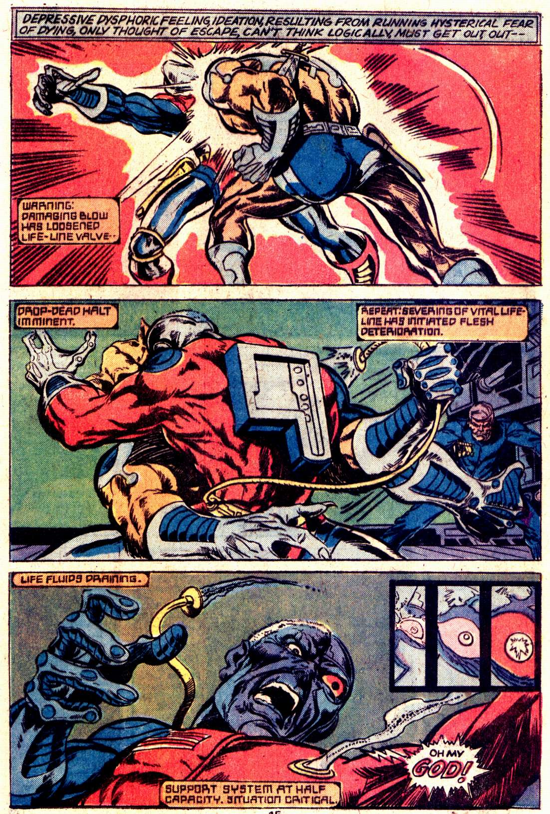 Read online Astonishing Tales (1970) comic -  Issue #27 - 10