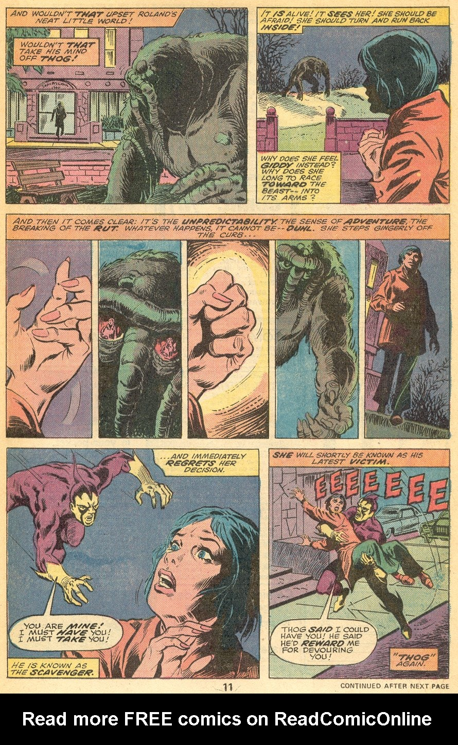 Man-Thing (1974) issue 21 - Page 8