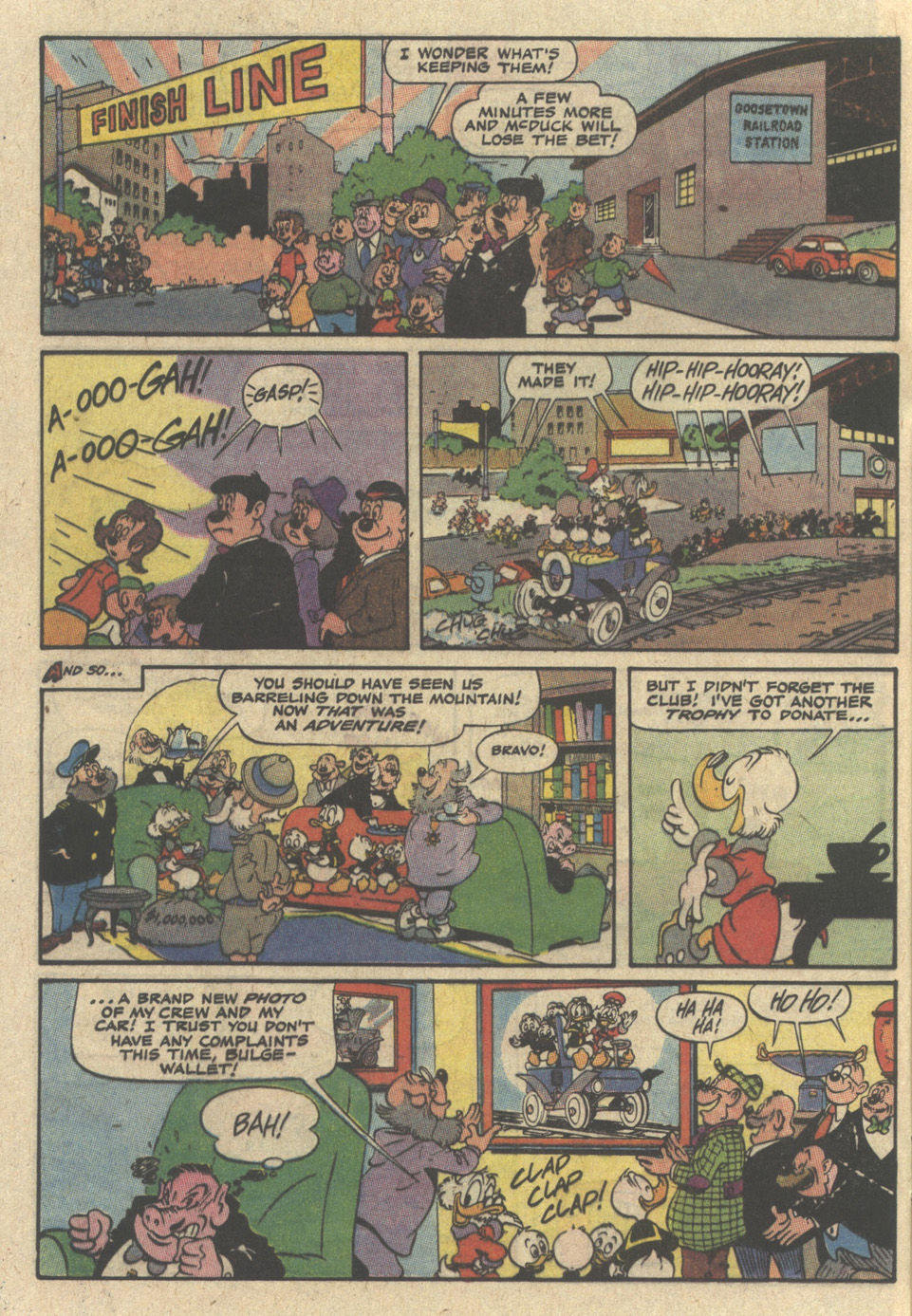 Read online Uncle Scrooge (1953) comic -  Issue #239 - 20