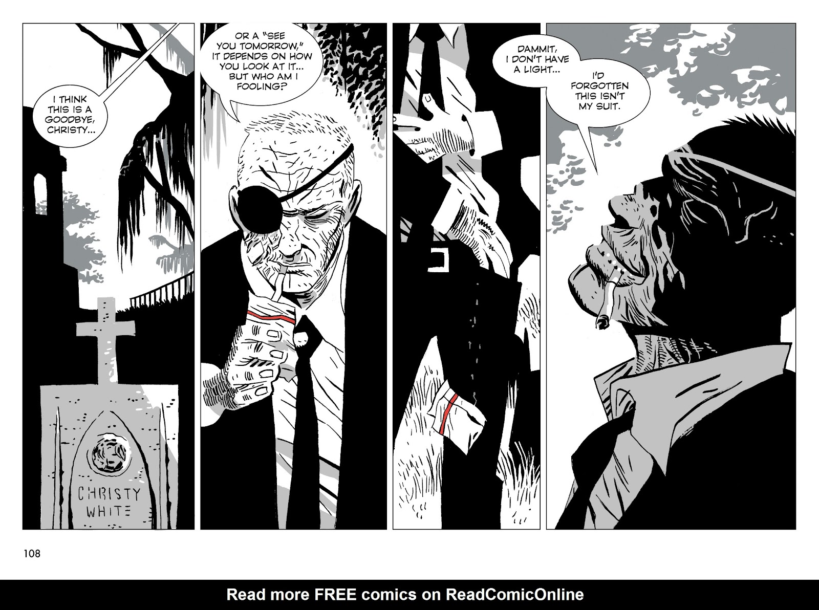 Read online Polar comic -  Issue # TPB The Kaiser Falls (Part 2) - 10