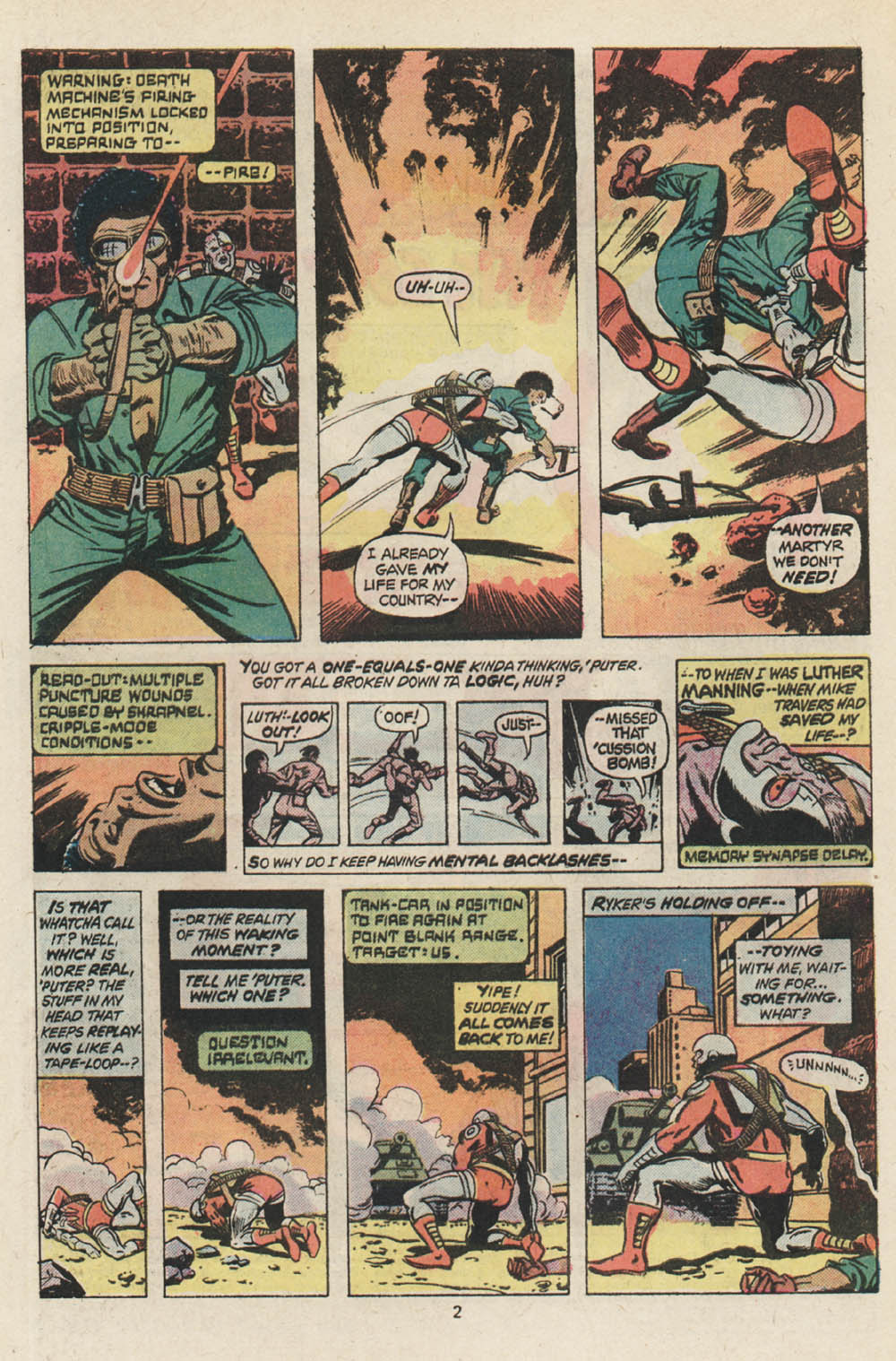 Read online Astonishing Tales (1970) comic -  Issue #30 - 3