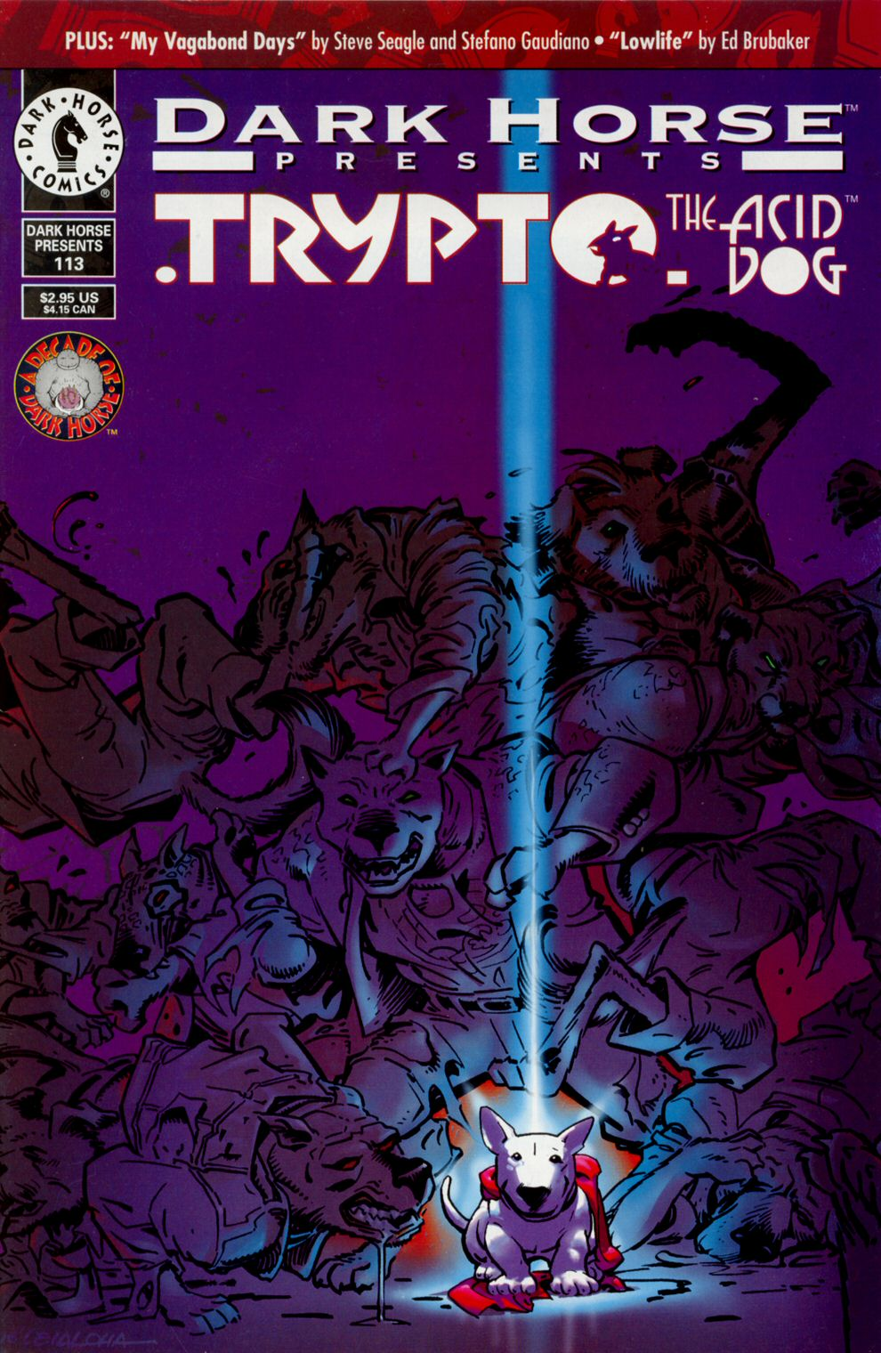 Comic Dark Horse Presents (1986) issue 118