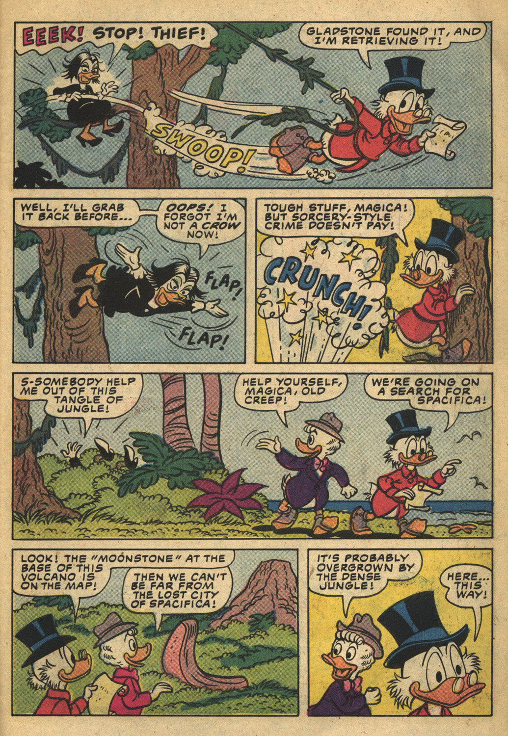 Read online Uncle Scrooge (1953) comic -  Issue #193 - 7