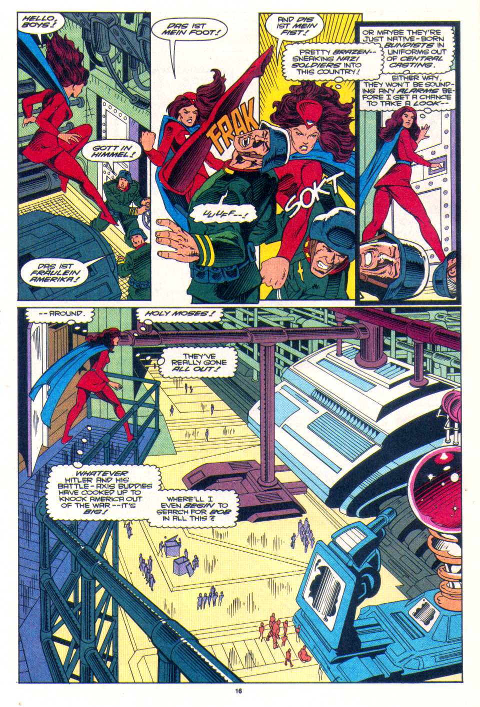 Read online The Invaders (1993) comic -  Issue #3 - 13