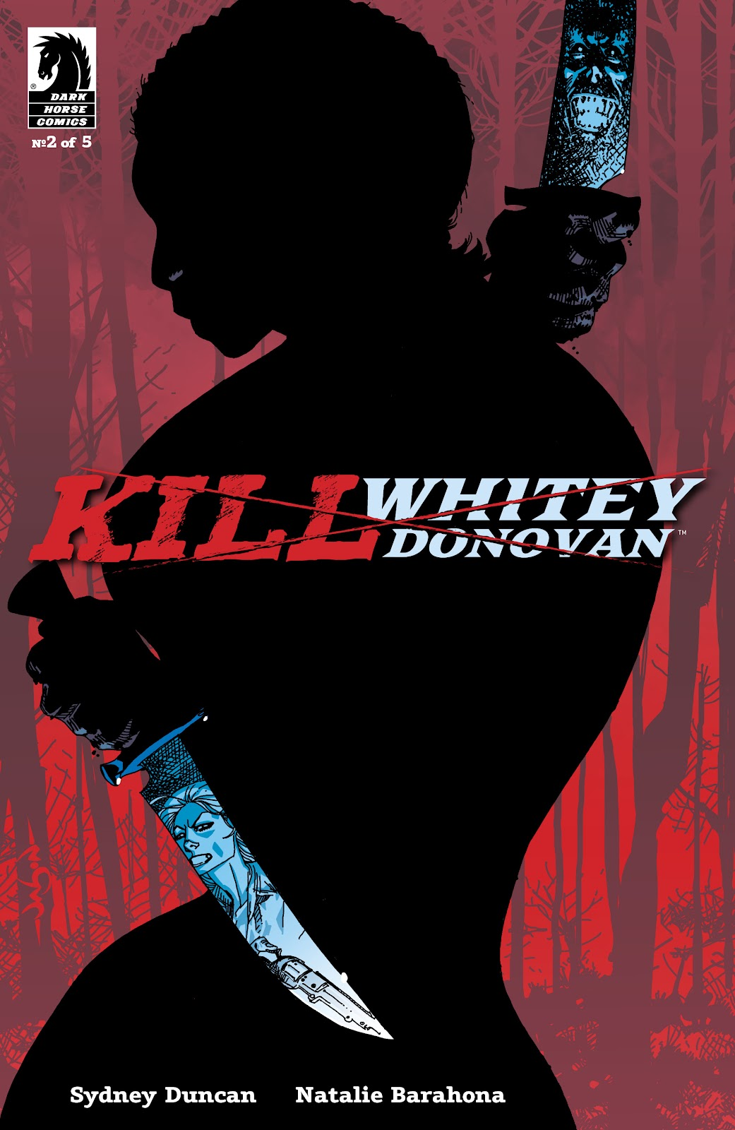 Kill Whitey Donovan 2 Page 1