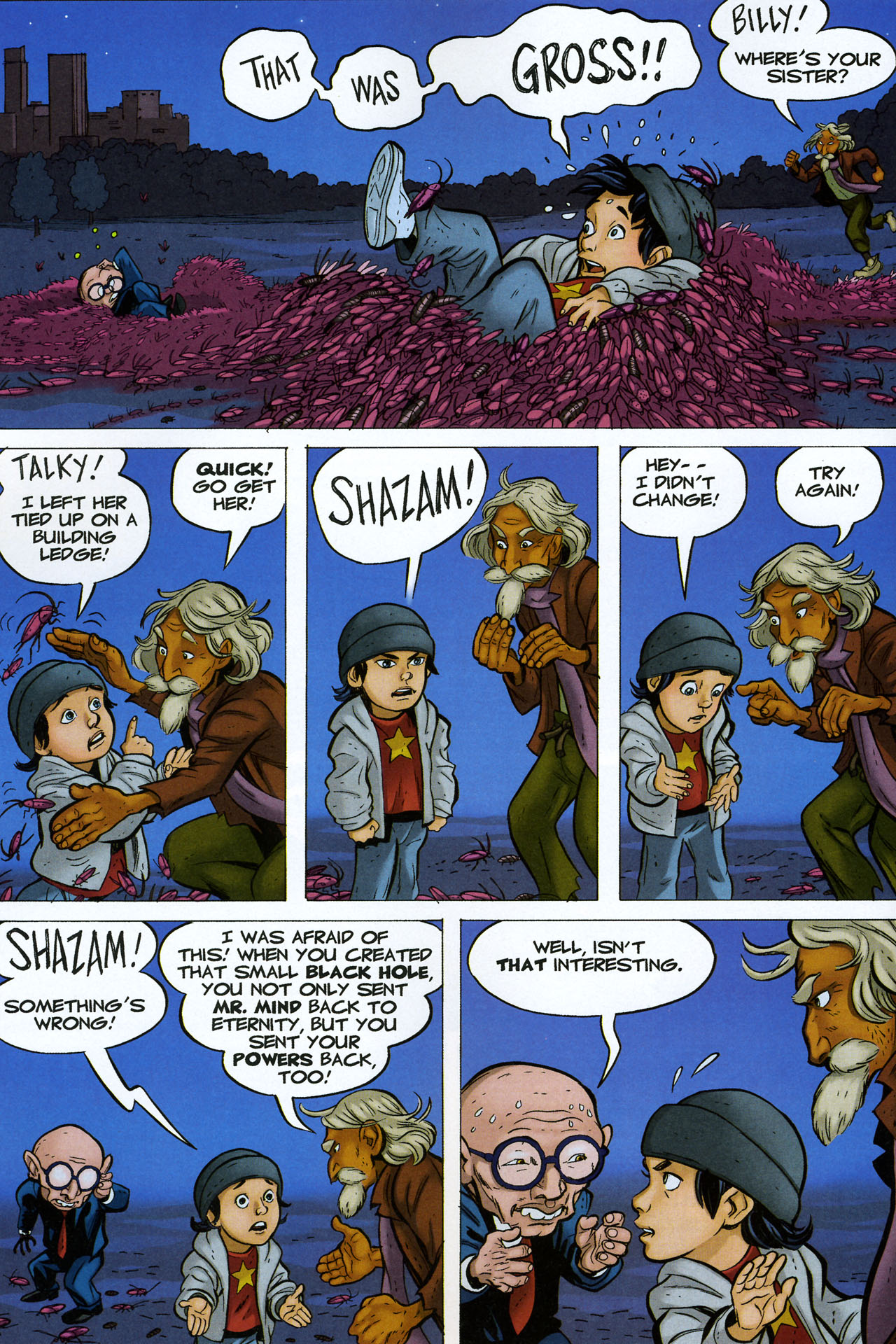 Read online Shazam!: The Monster Society of Evil comic -  Issue #4 - 41