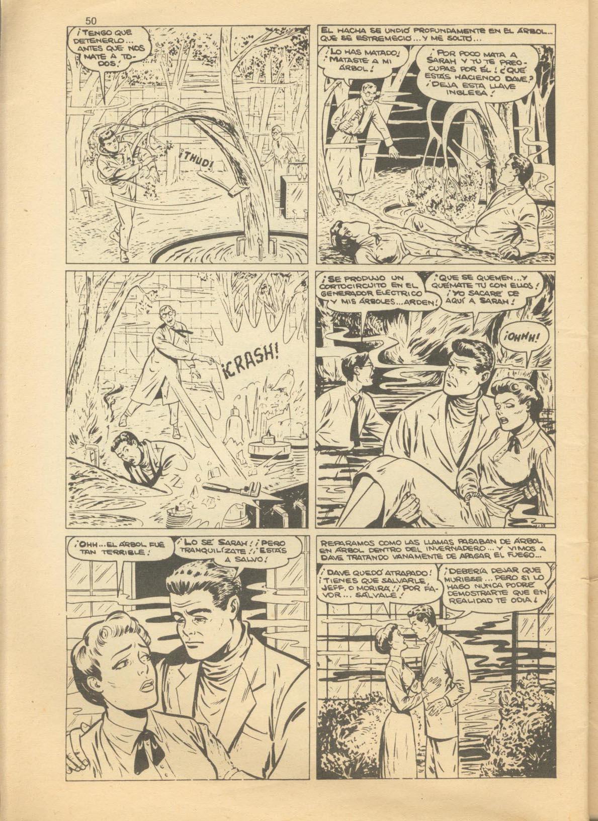 Read online Adventures into Weird Worlds comic -  Issue #1 - 18