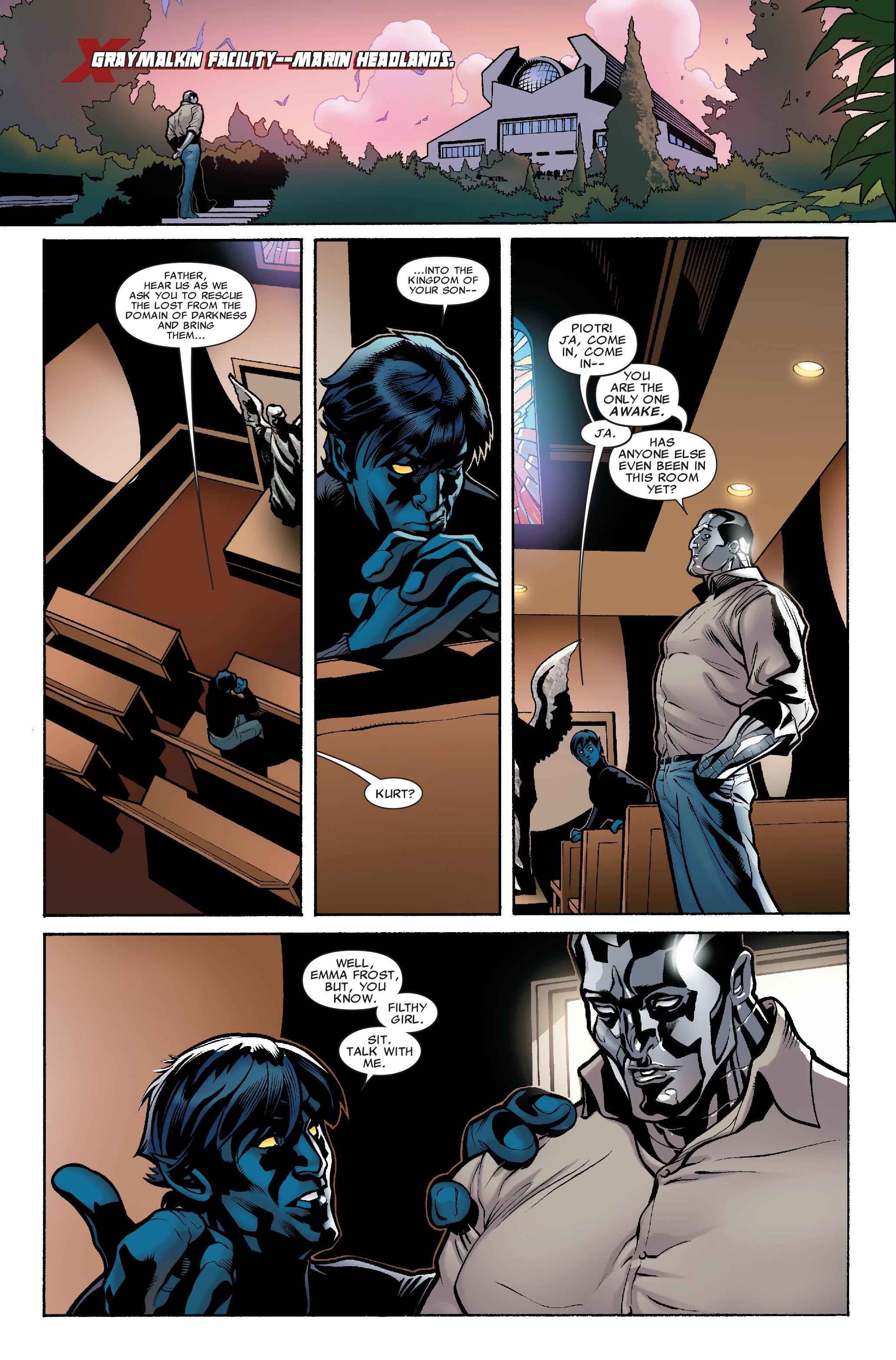 Read online Uncanny X-Men (1963) comic -  Issue #504 - 6