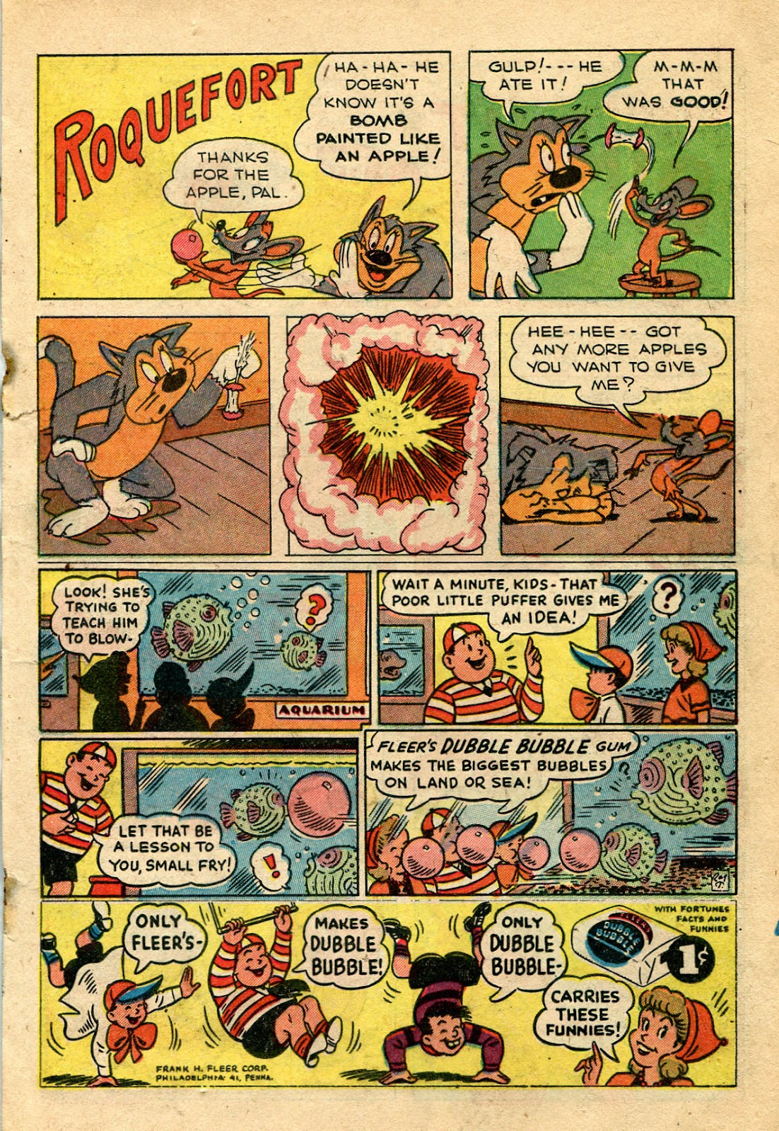 Terry-Toons Comics issue 80 - Page 17
