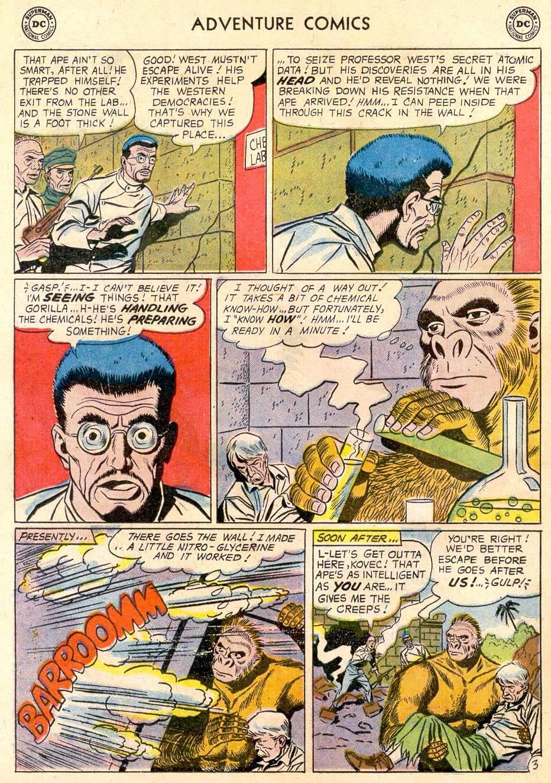 Read online Adventure Comics (1938) comic -  Issue #270 - 20