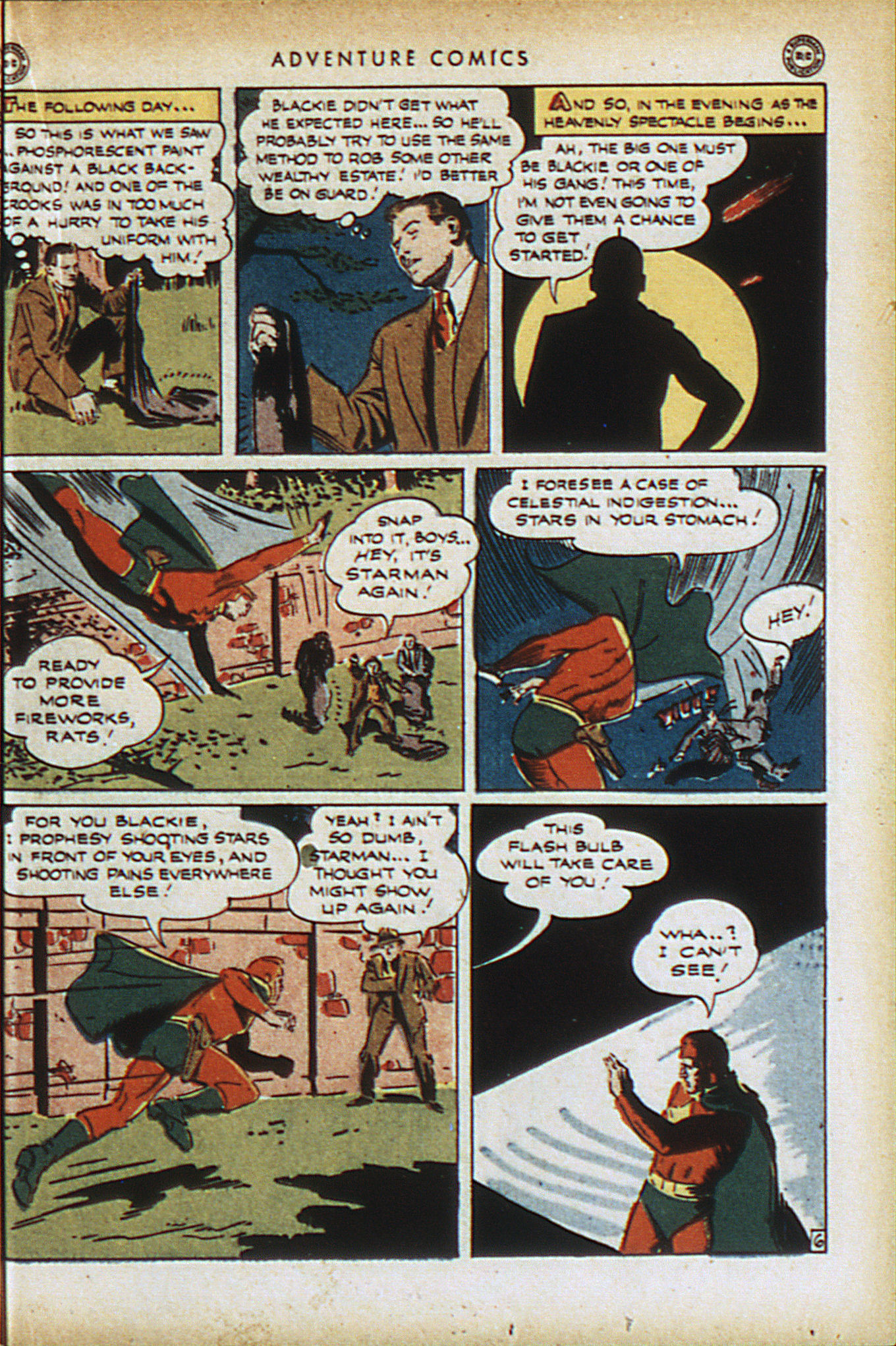 Read online Adventure Comics (1938) comic -  Issue #94 - 30