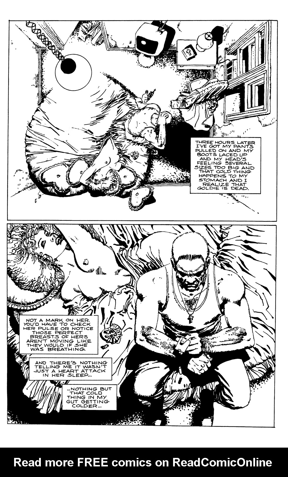 Read online Sin City comic -  Issue #1 - 6