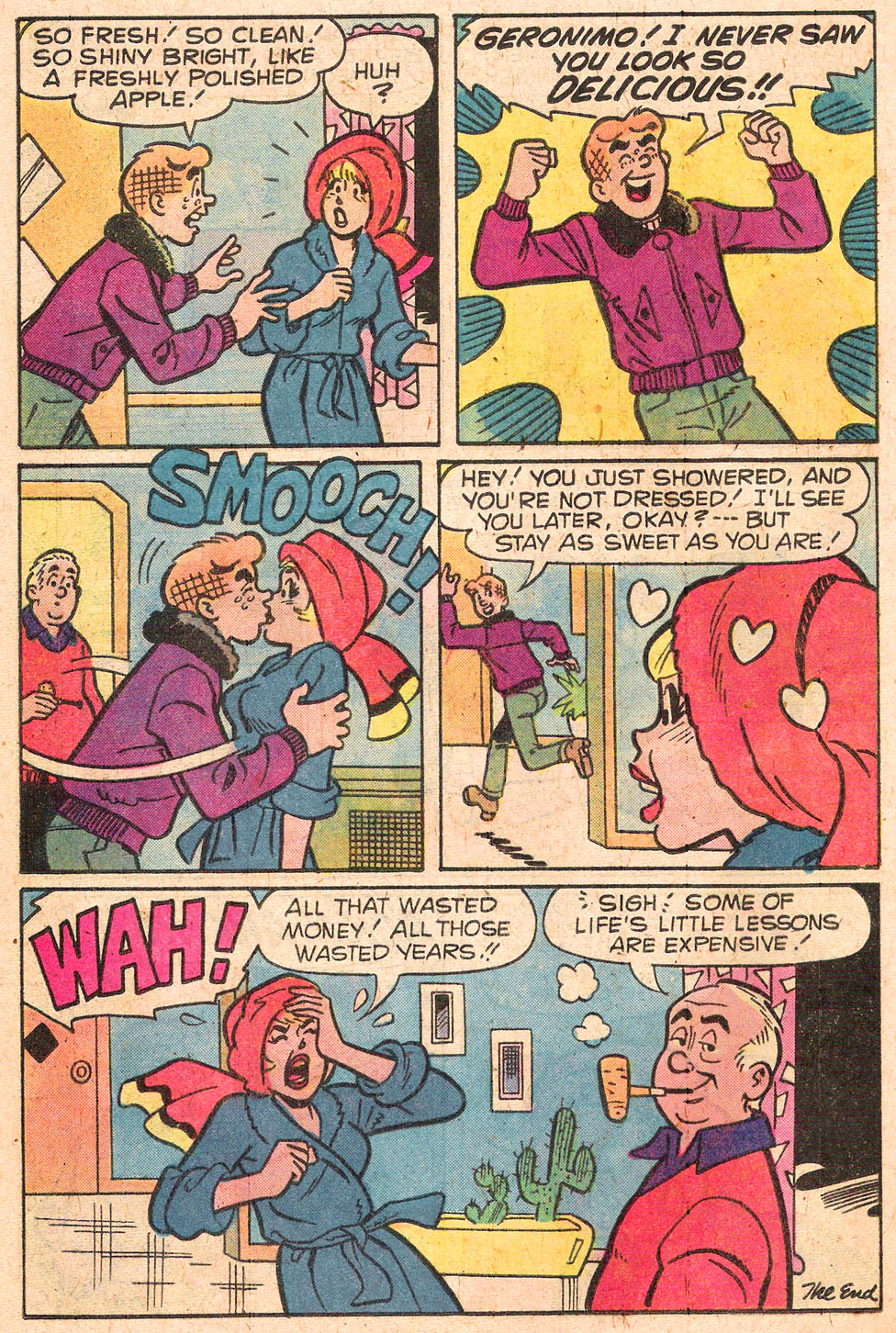 Read online Archie's Girls Betty and Veronica comic -  Issue #280 - 24