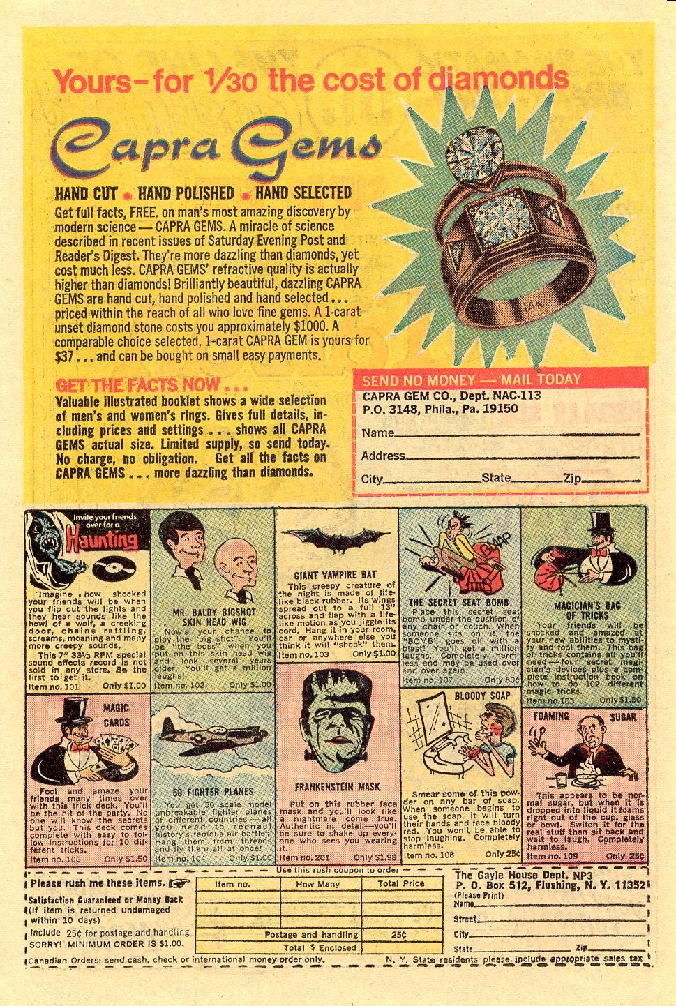 Read online Secret Origins (1973) comic -  Issue #5 - 14