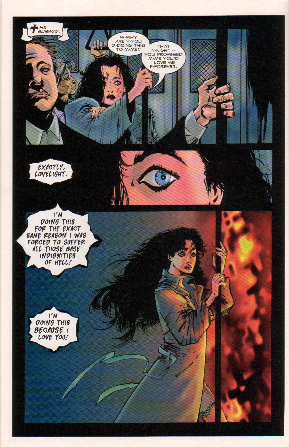 Read online Hellshock comic -  Issue #3 - 14